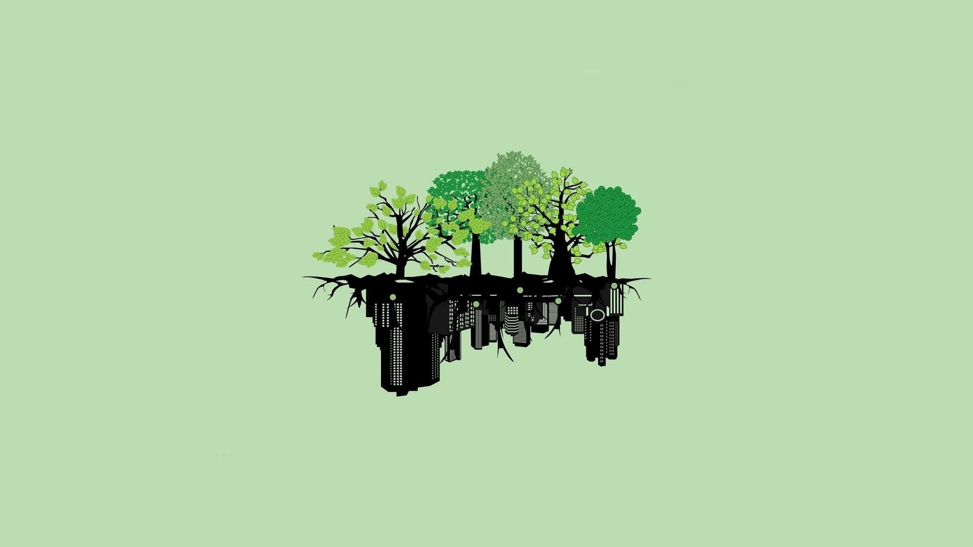 Tree Minimalist Image