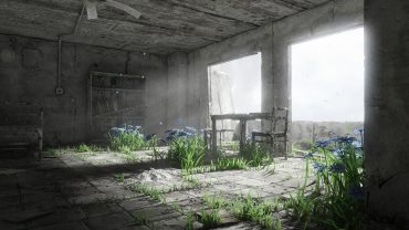 Abandoned Place Wallpaper theme