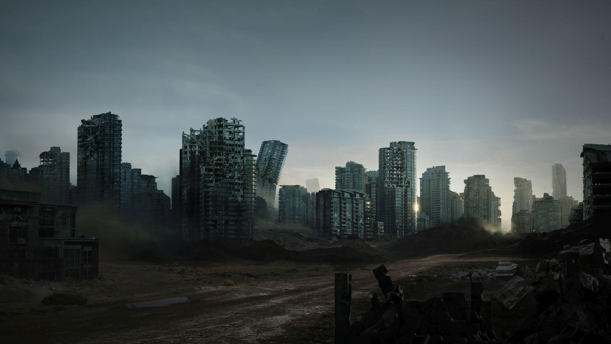 City Of Silence Full HD Wallpaper