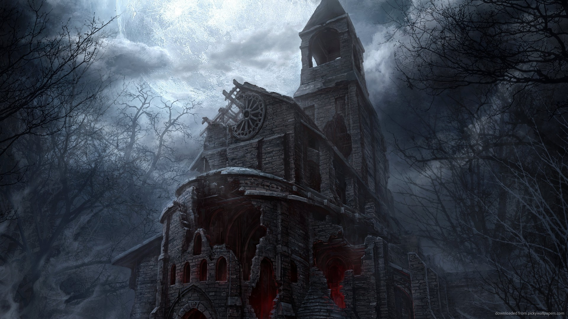 Abandoned Place High Quality