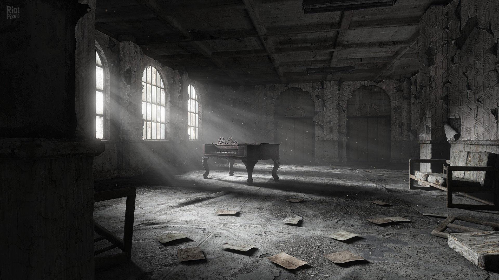 Abandoned Place Wallpaper Picture hd
