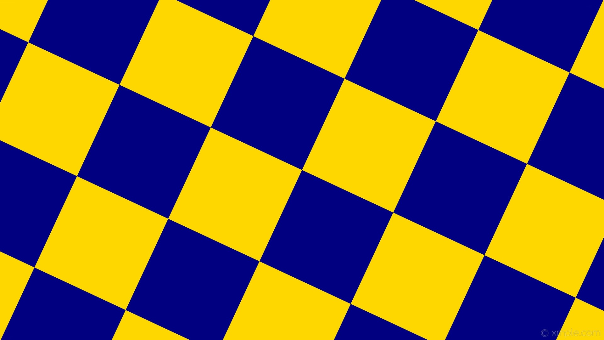 Blue And Yellow Wallpaper theme