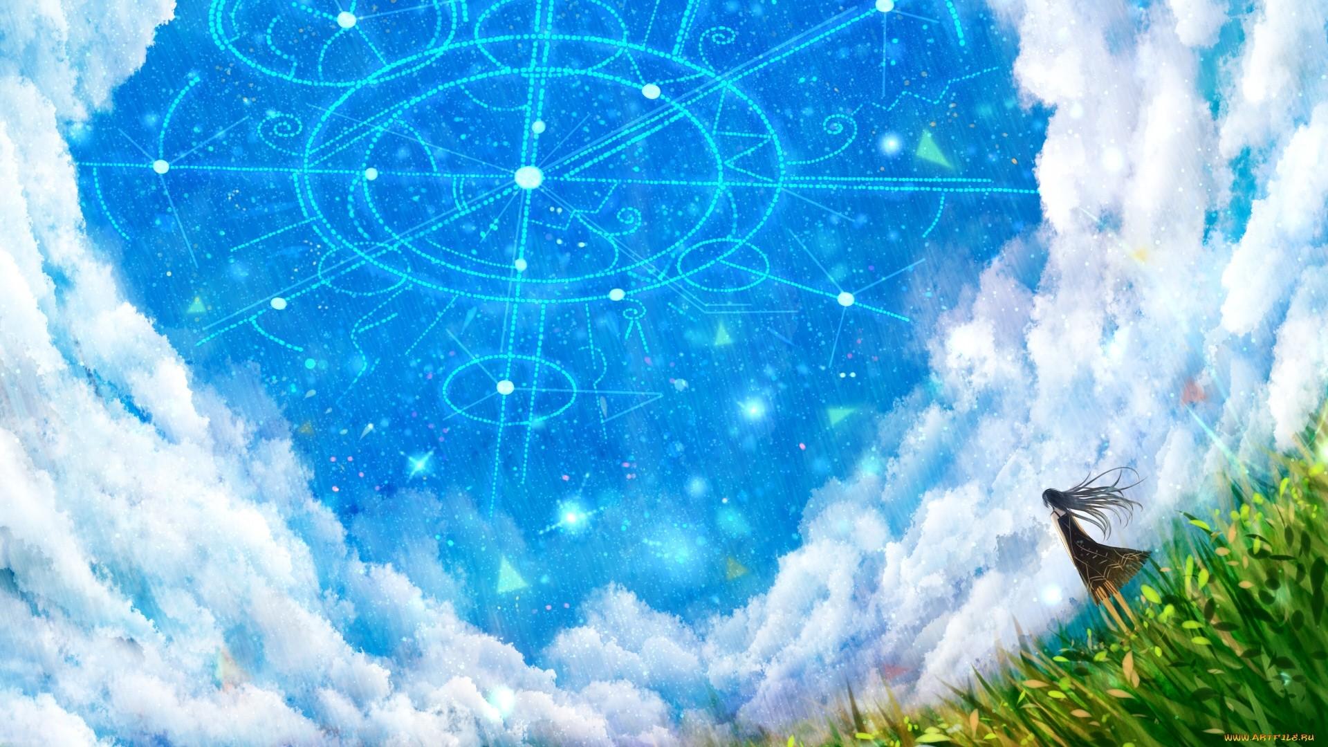 Celestial hd desktop wallpaper