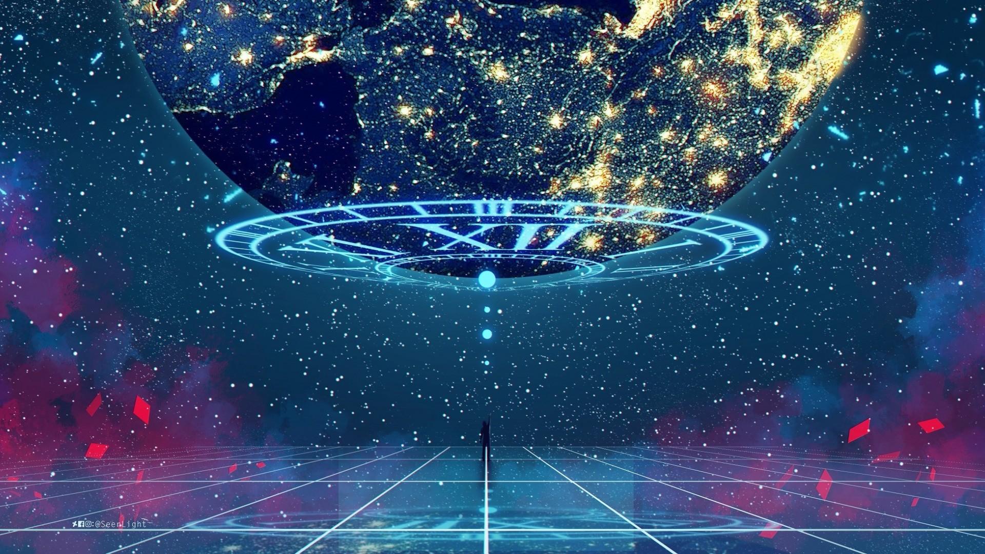 Celestial Free Wallpaper