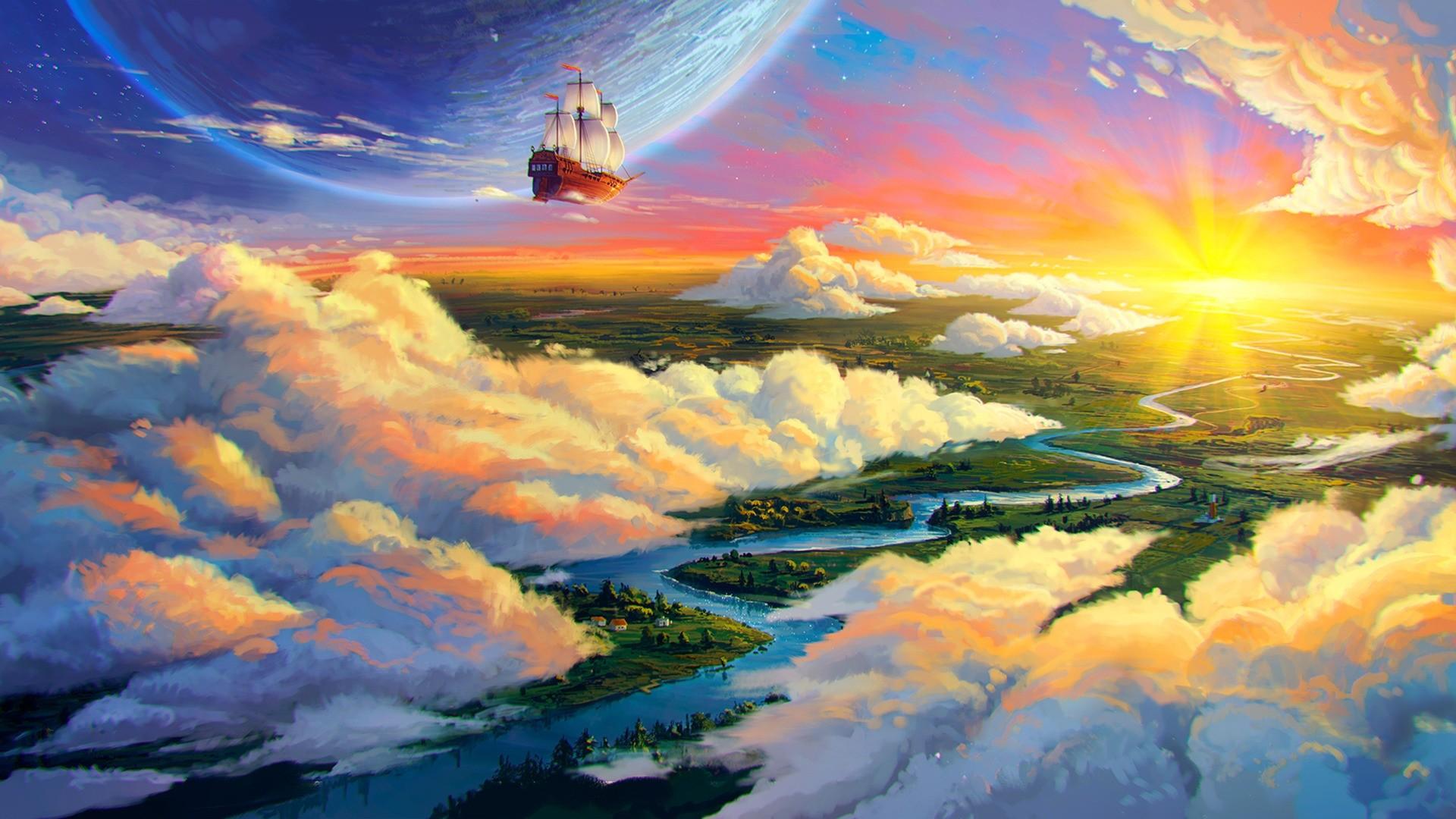 Celestial hd wallpaper download