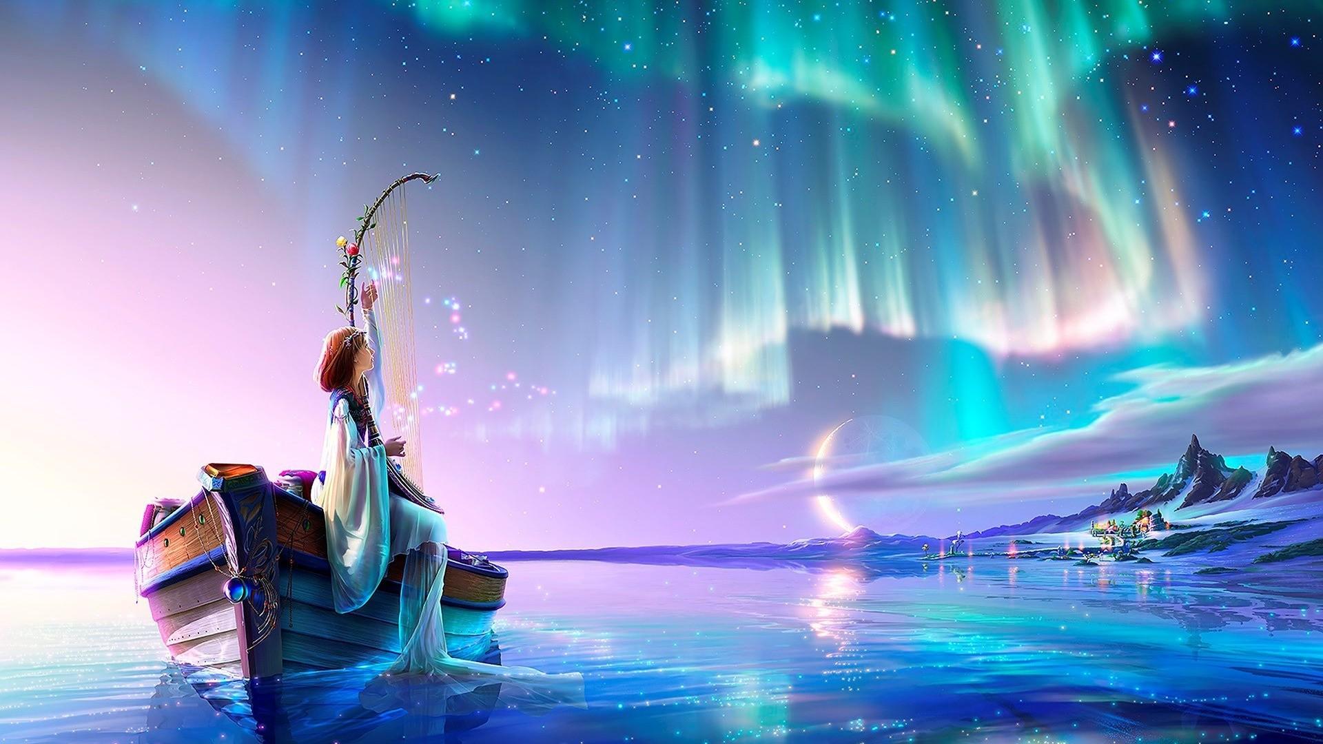Celestial Wallpaper image hd