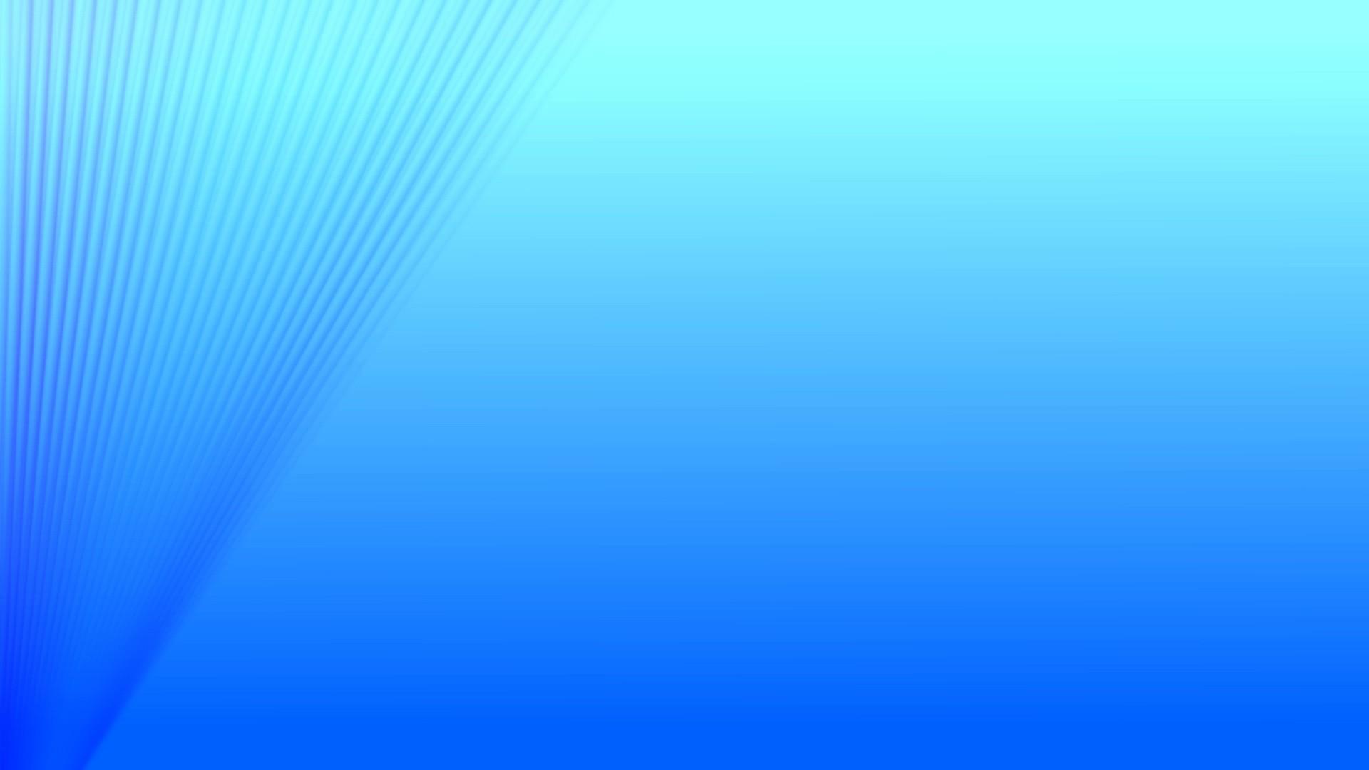 Plain Blue Wallpaper theme