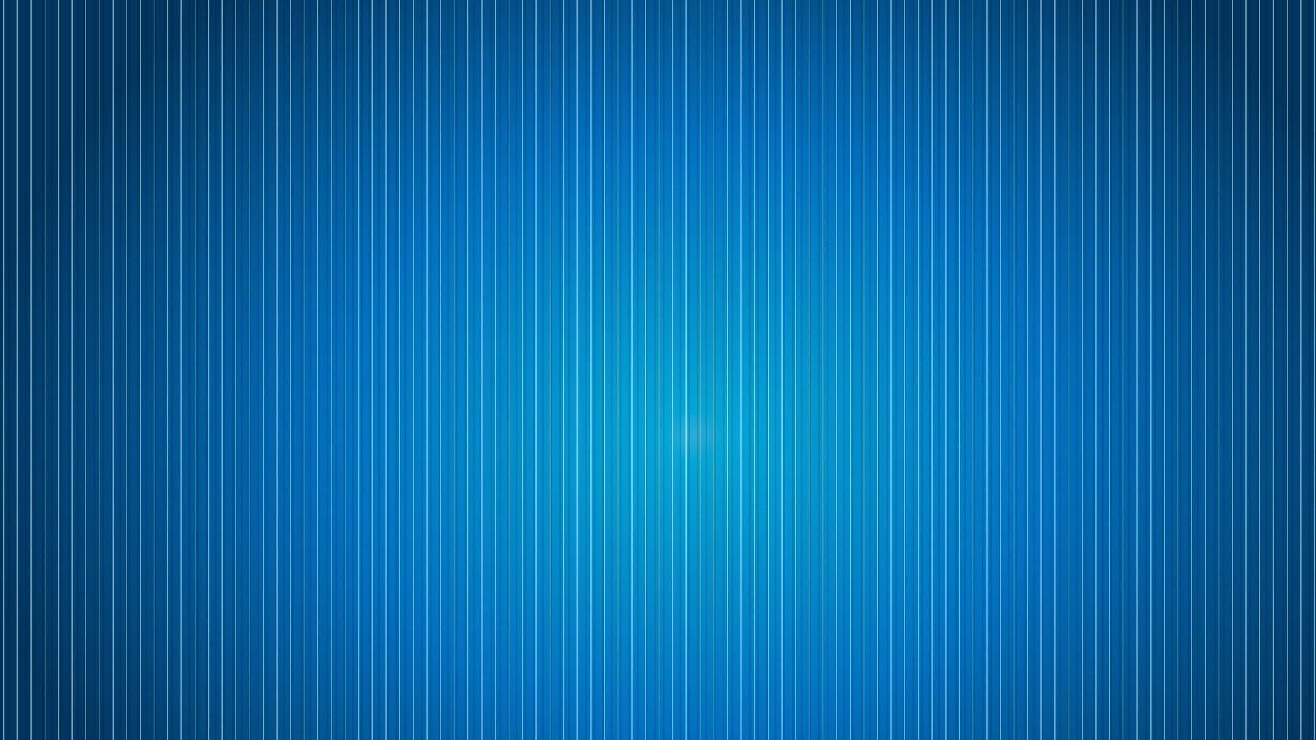 Plain Blue Pic