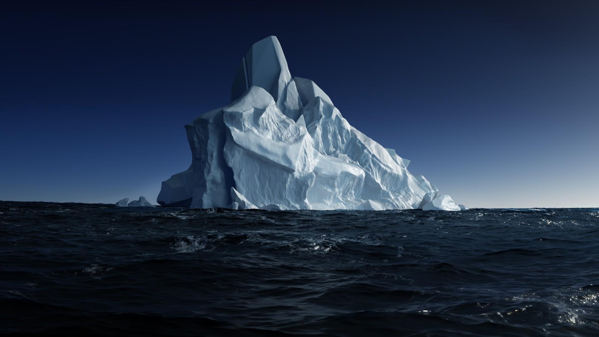 Iceberg PC Wallpaper HD