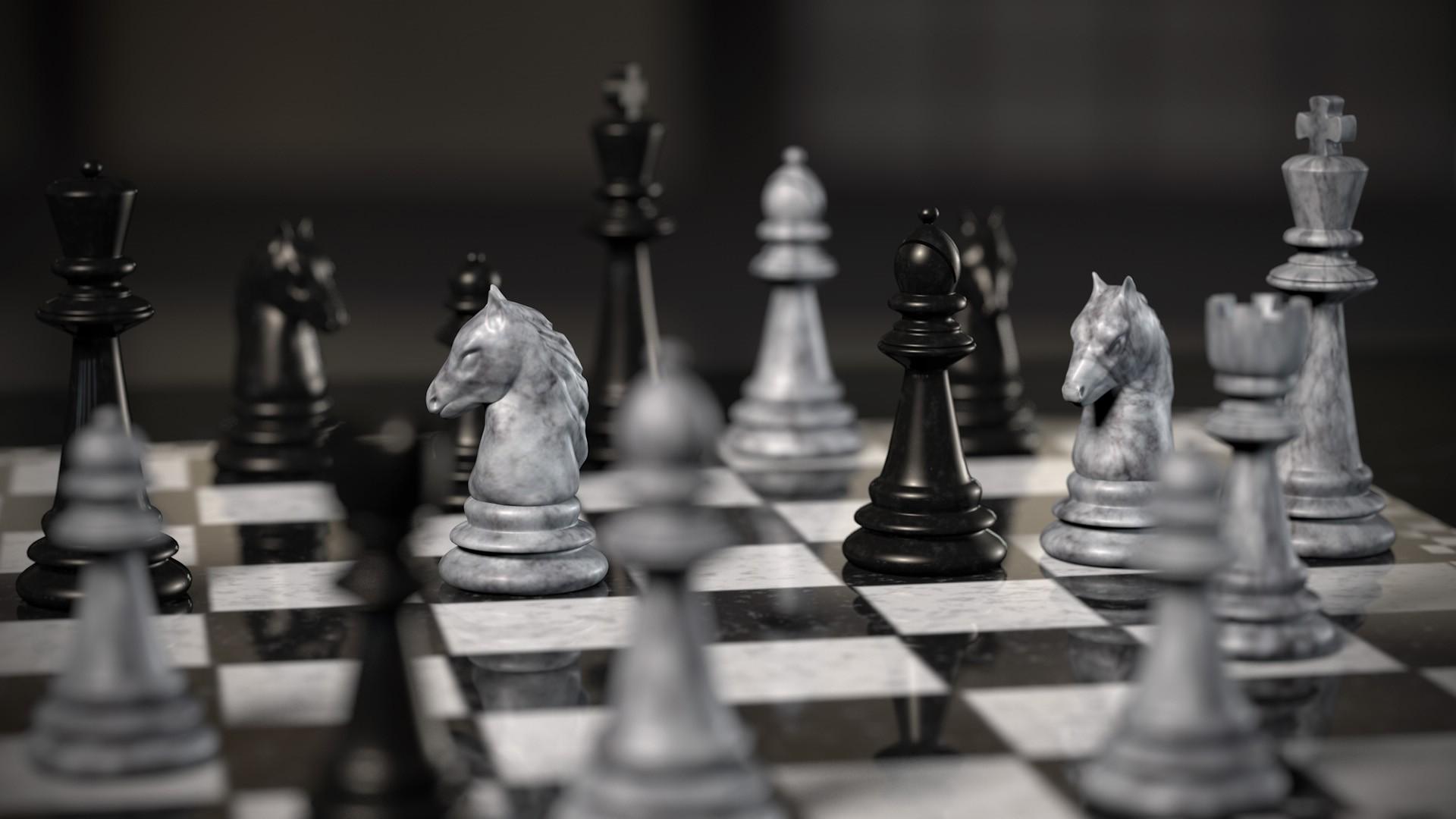 Chess a wallpaper