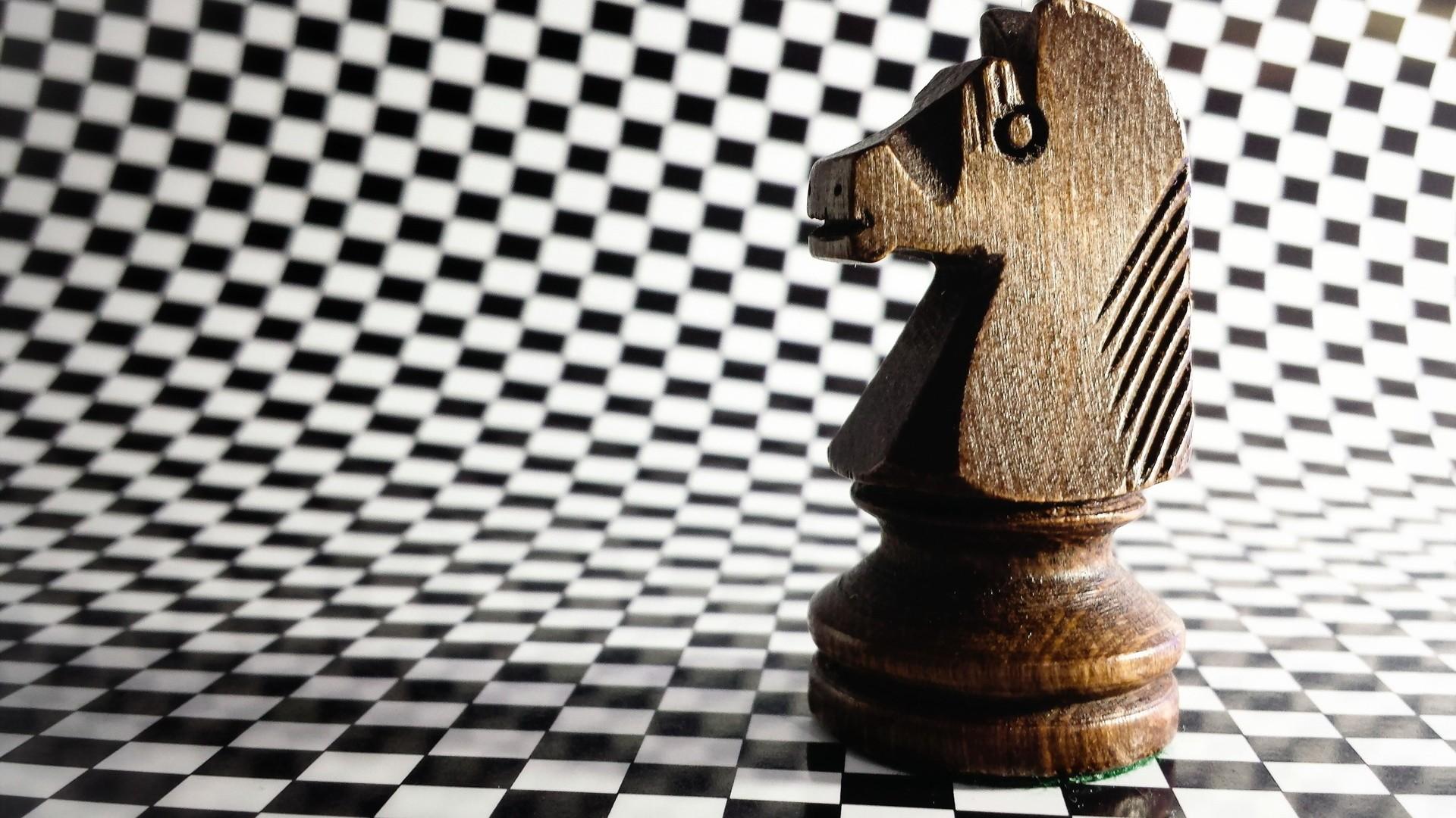 Chess Full HD Wallpaper