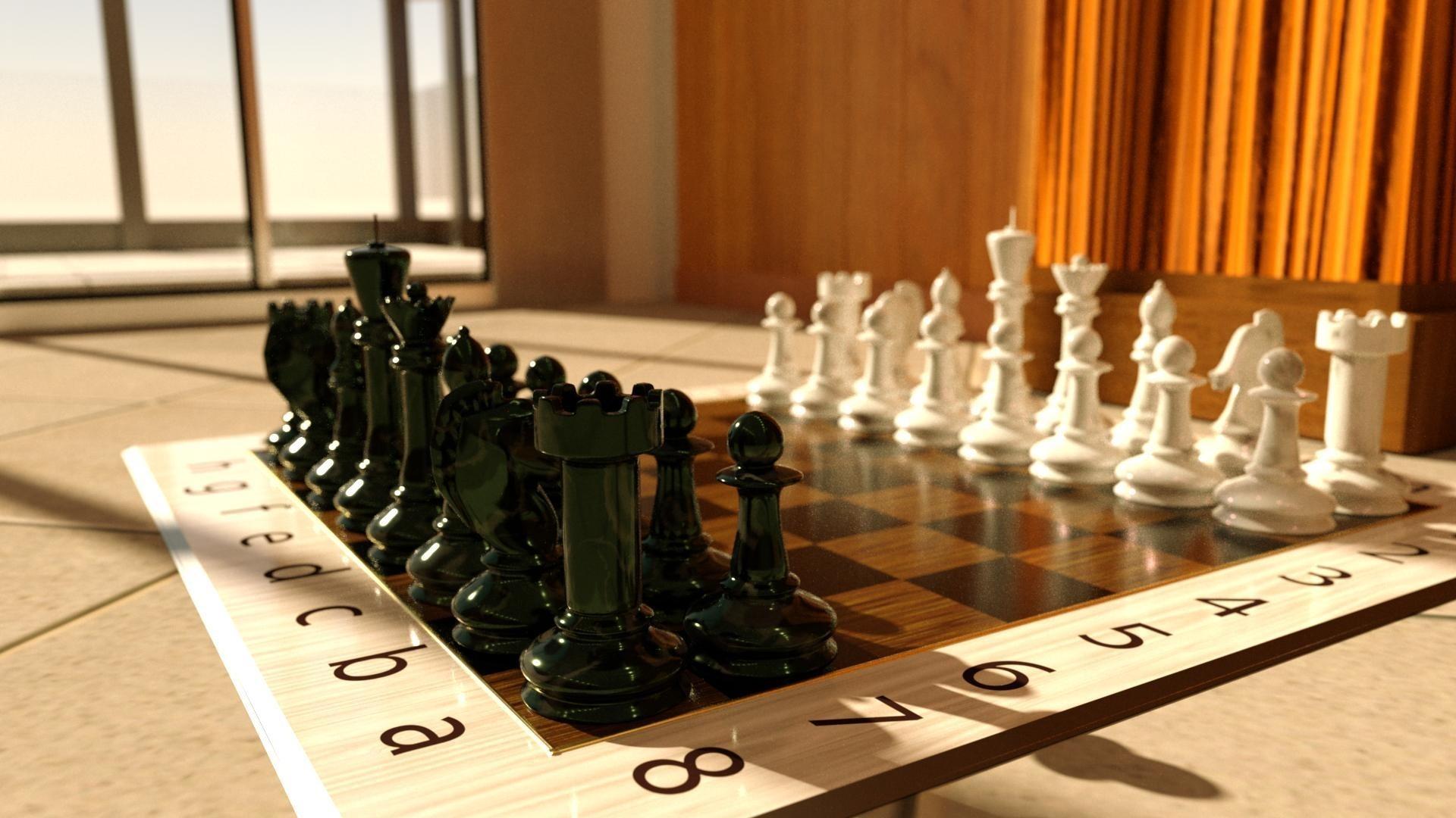 Chess wallpaper