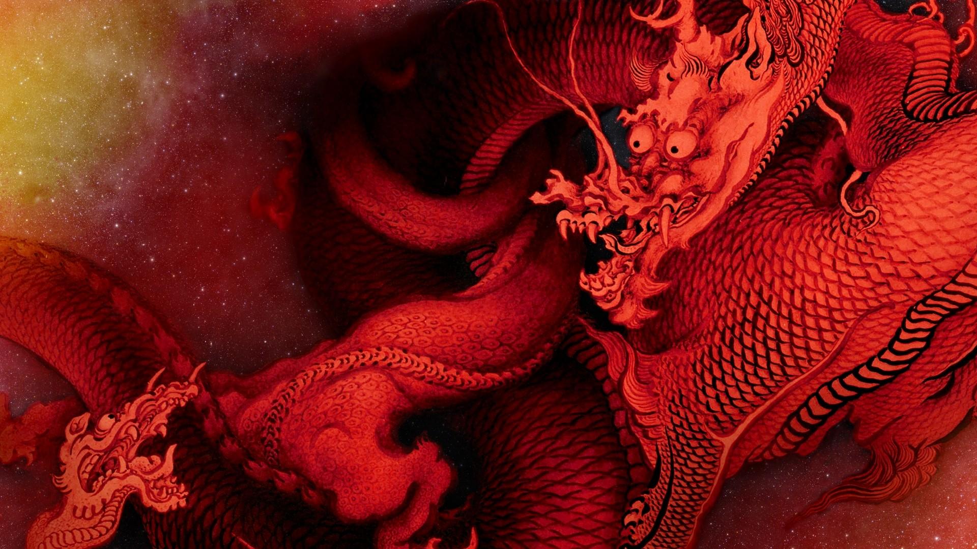 Chinese Dragon hd desktop wallpaper
