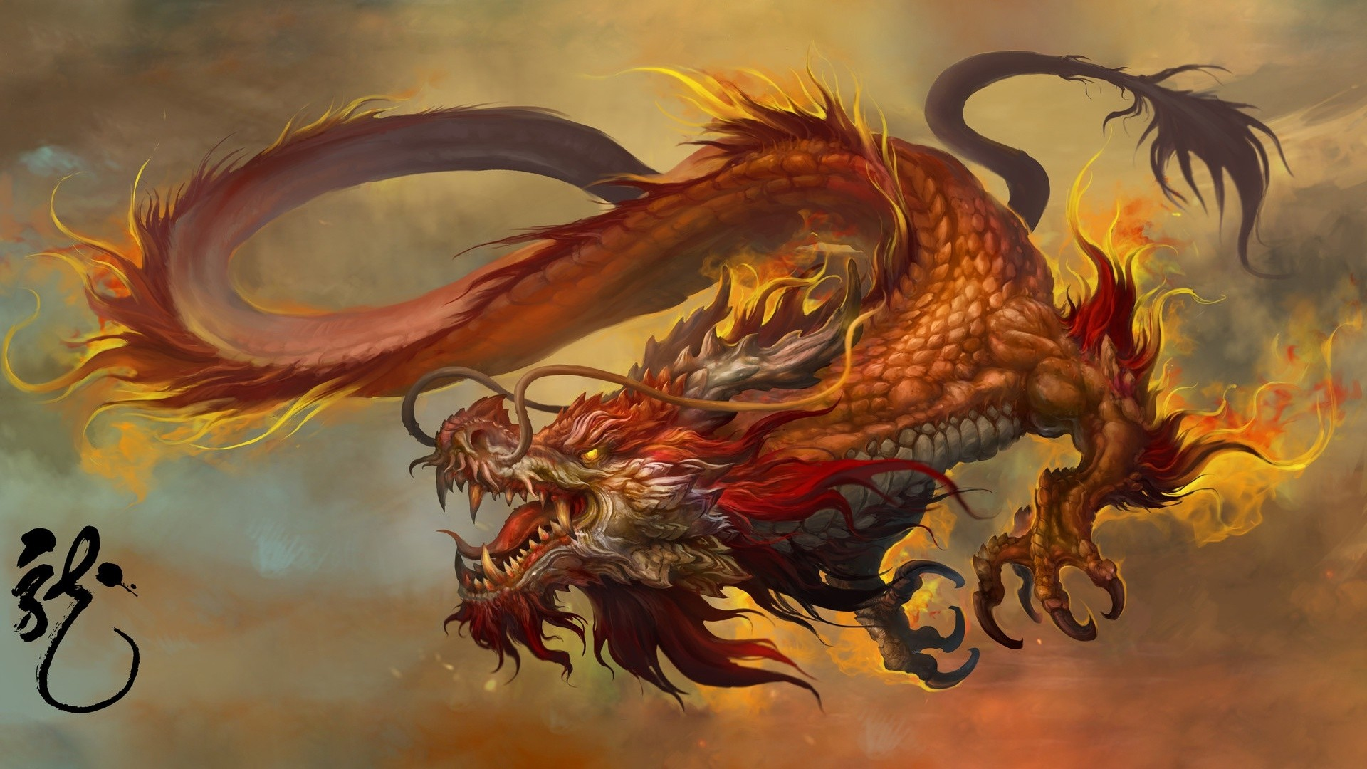 Chinese Dragon Wallpaper Picture hd