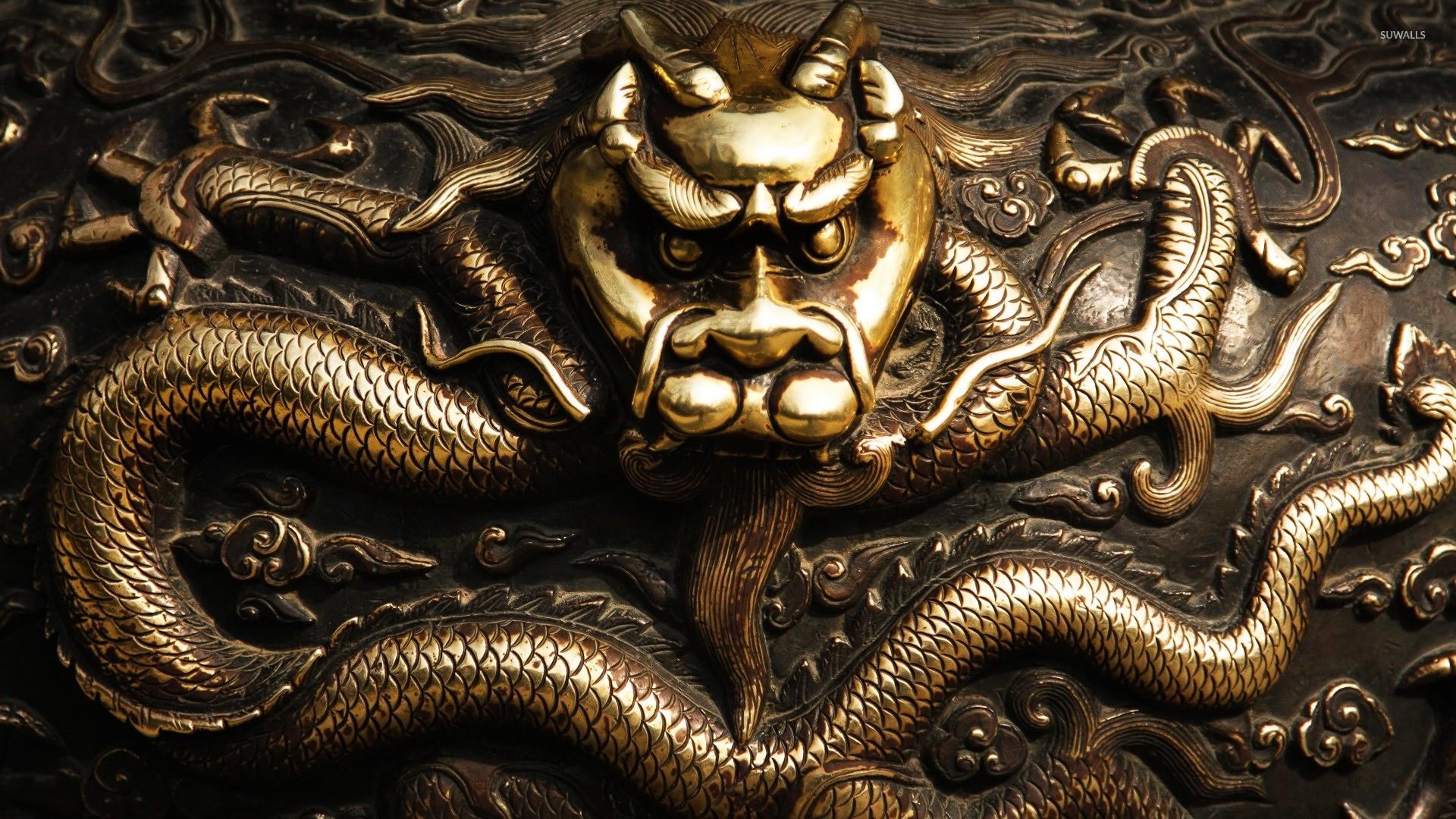 Chinese Dragon Wallpaper