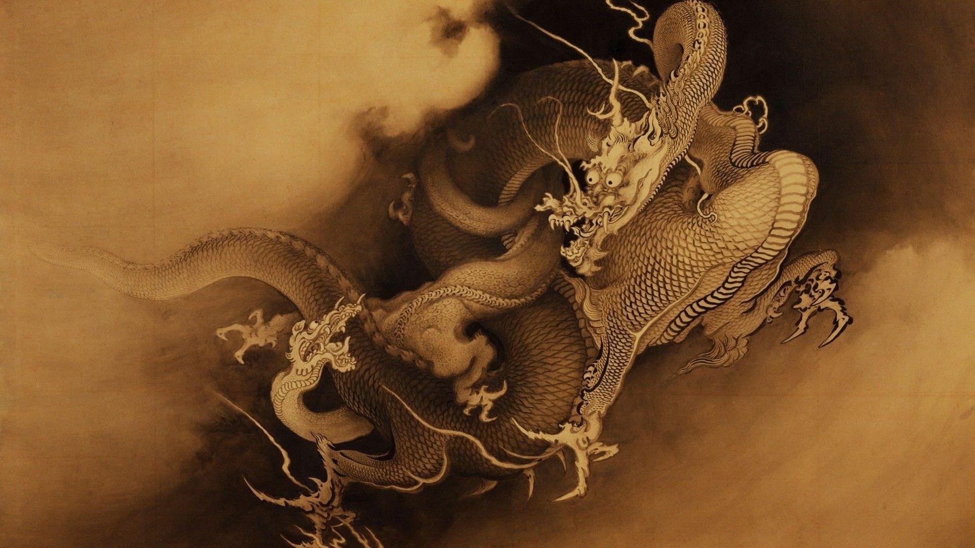 Chinese Dragon Pic