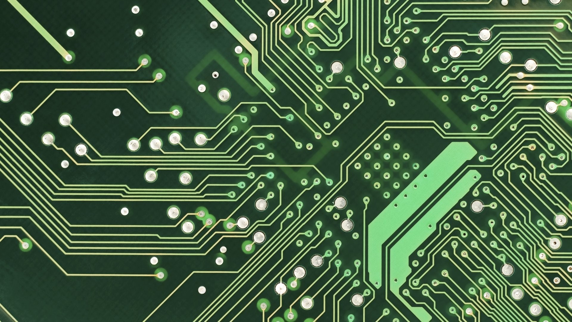 Circuit Board Background Wallpaper