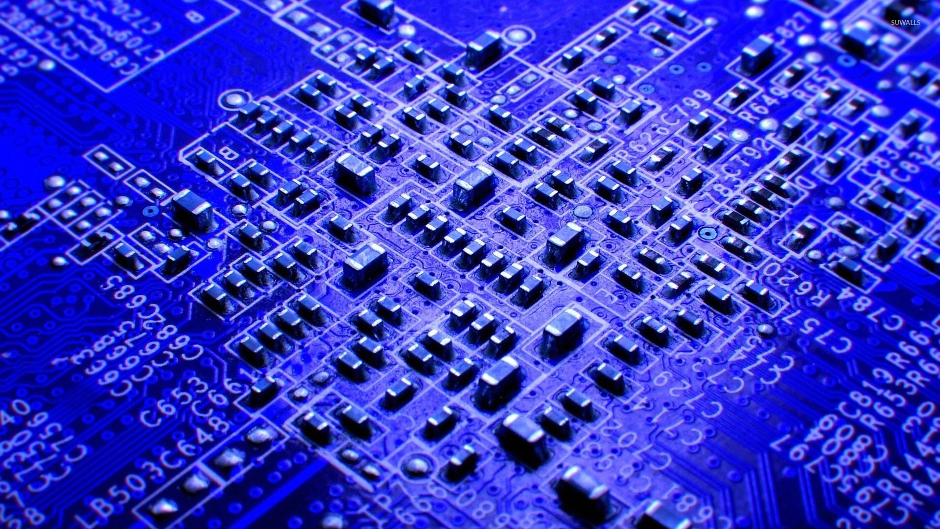 Circuit Board HD Wallpaper