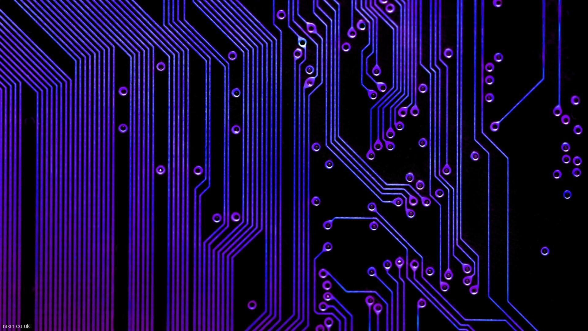 Circuit Board wallpaper photo hd
