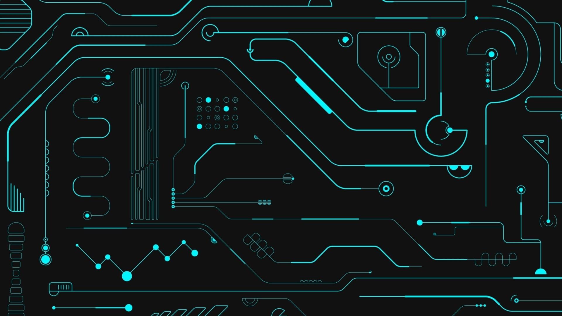 Circuit Board Download Wallpaper