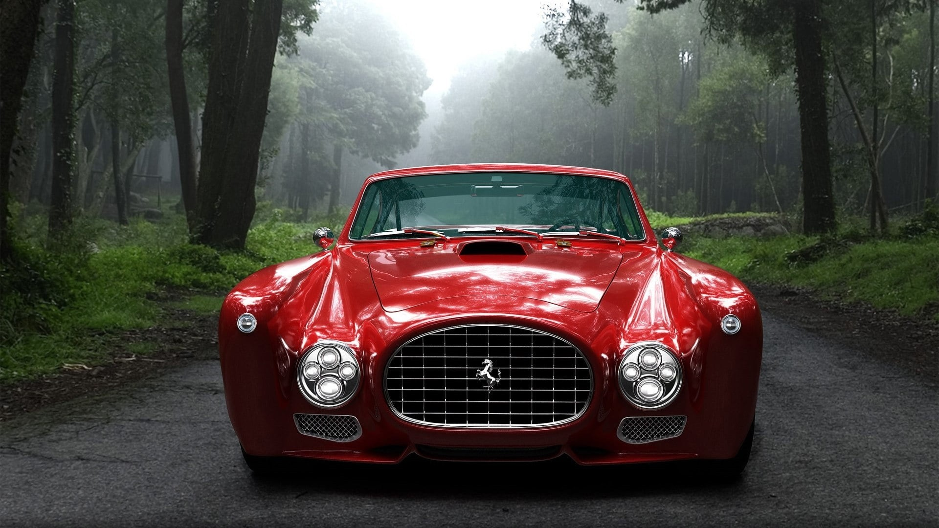 Classic Car Wallpaper and Background