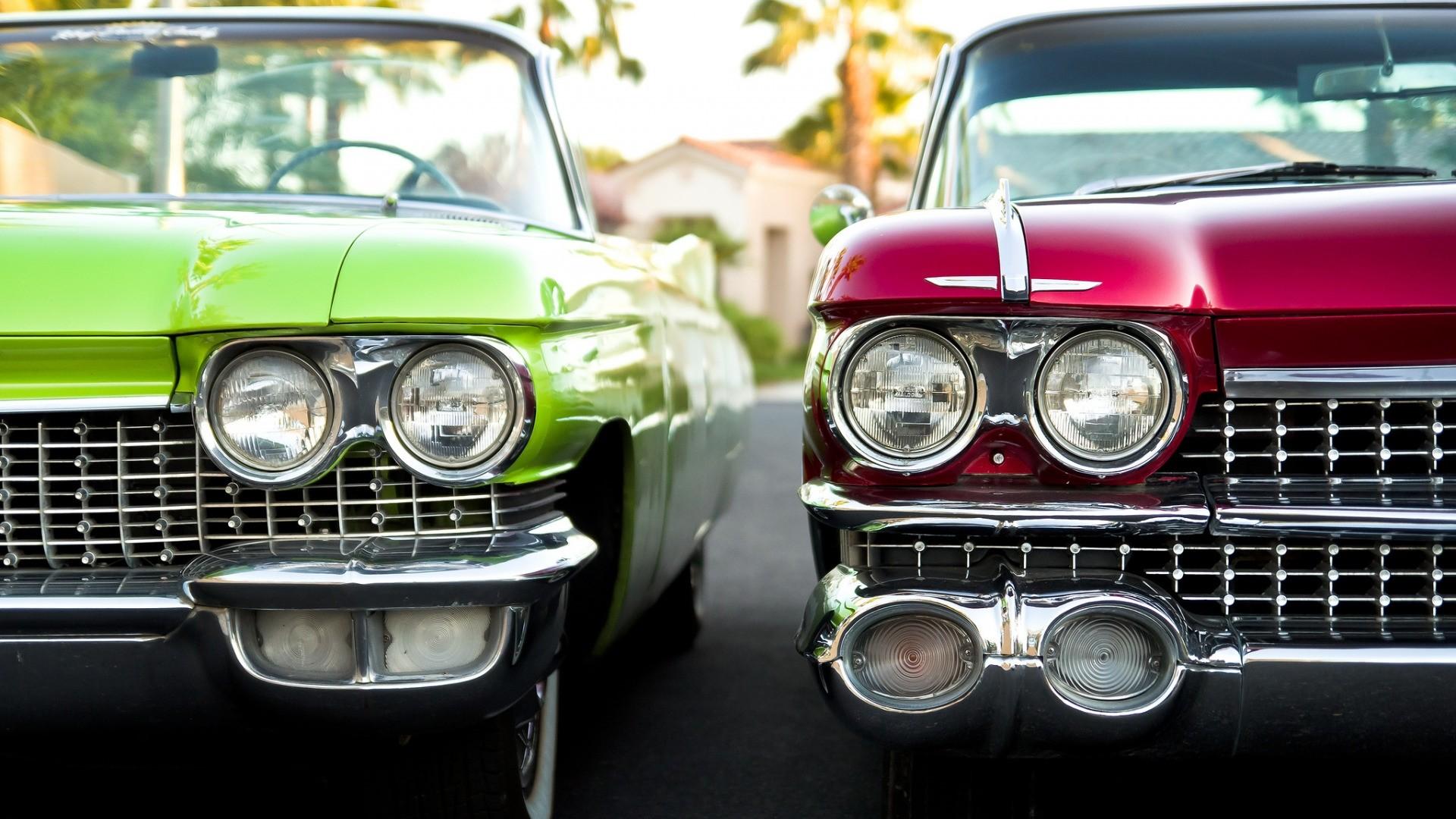 Classic Car hd desktop wallpaper