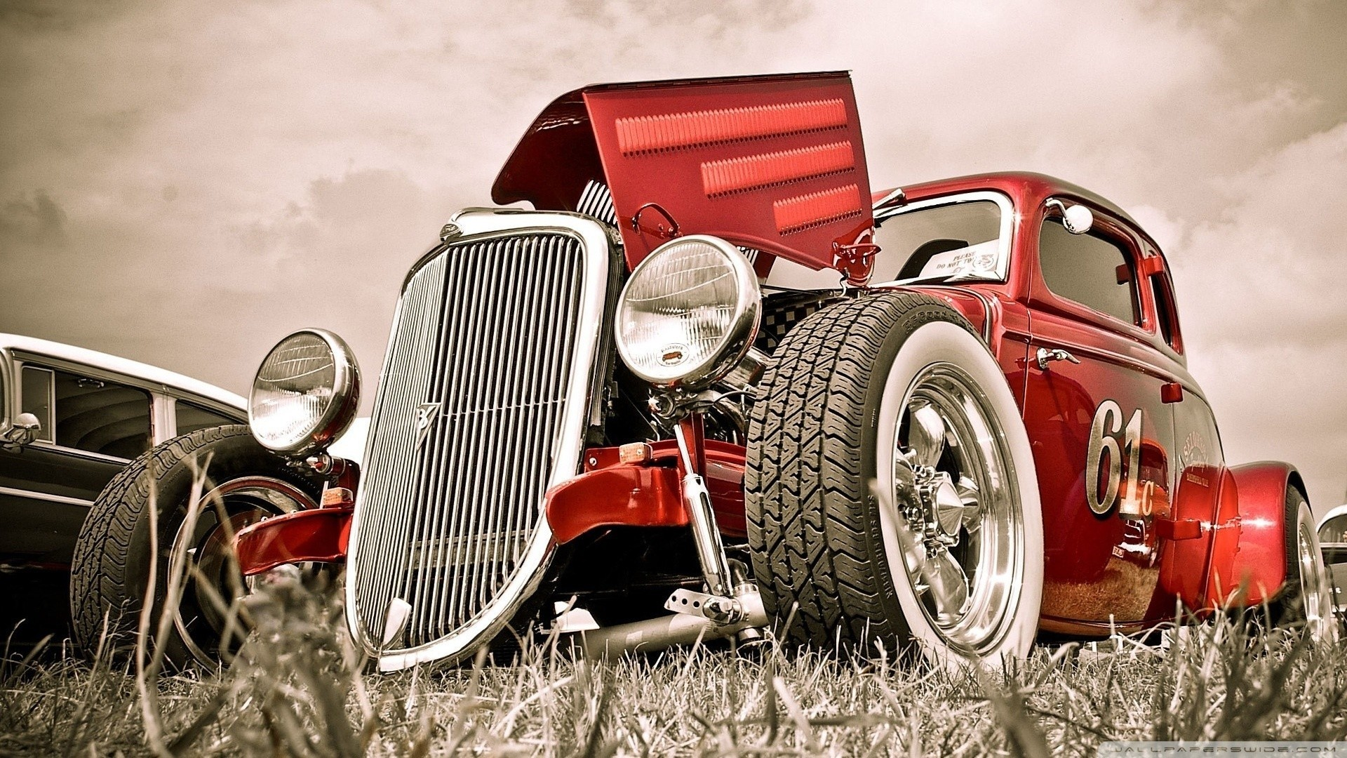 Classic Car Wallpaper image hd