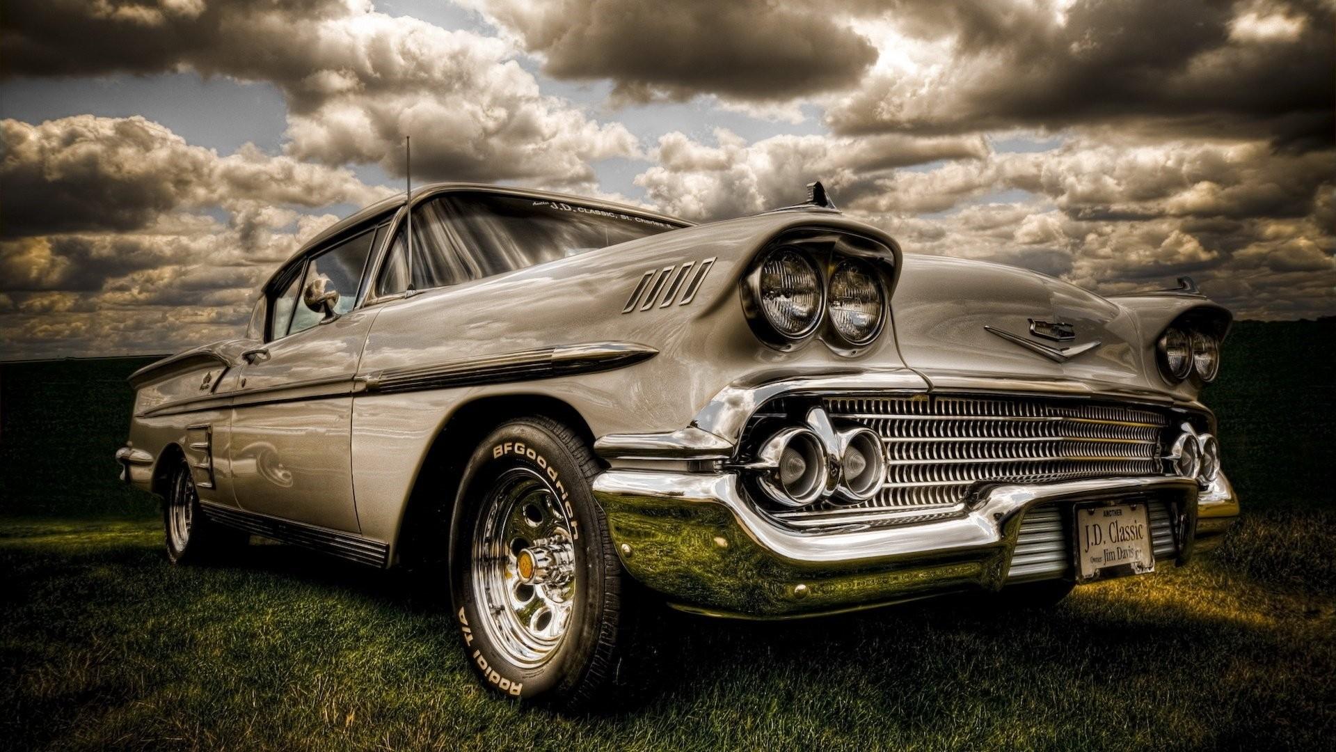Classic Car High Quality