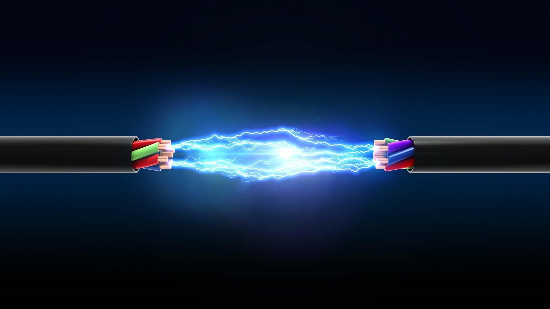 Electric hd desktop wallpaper