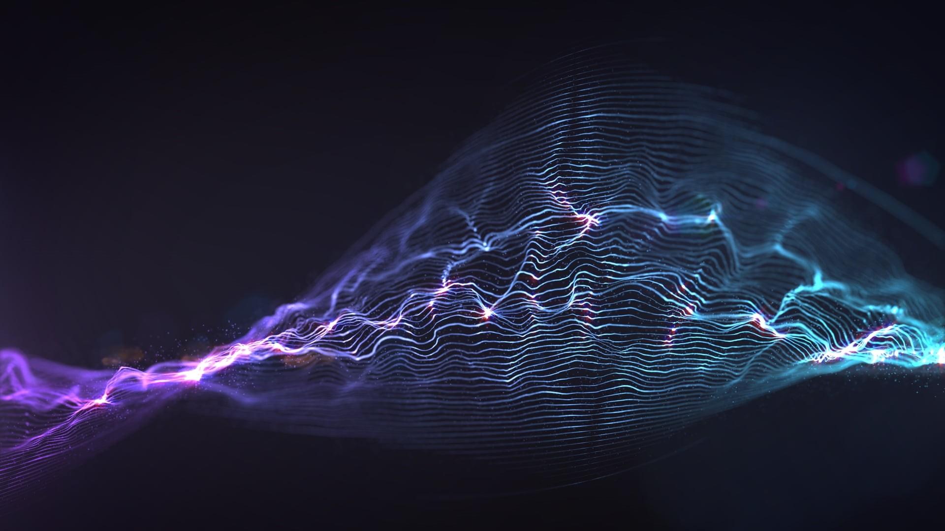 Electric wallpaper