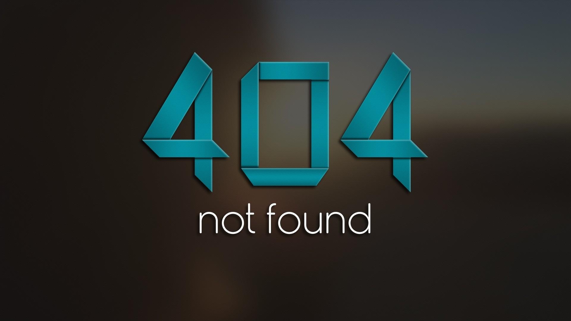 Error 404 Wallpaper image hd