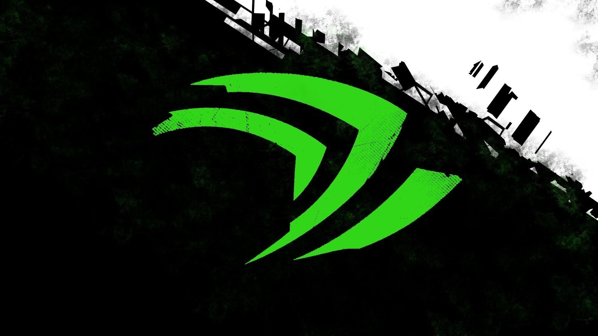 Nvidia Wallpaper theme
