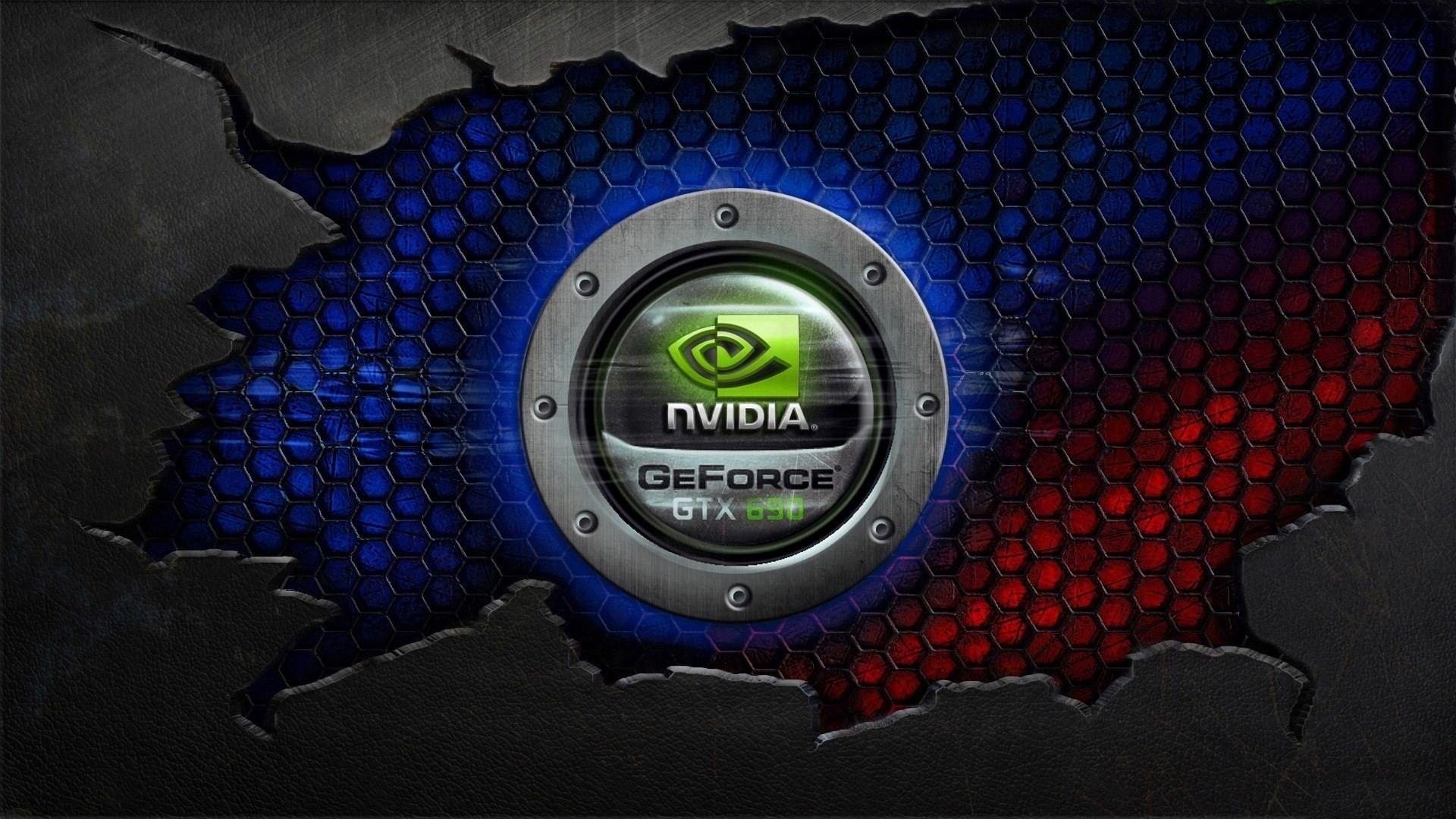 Nvidia a wallpaper