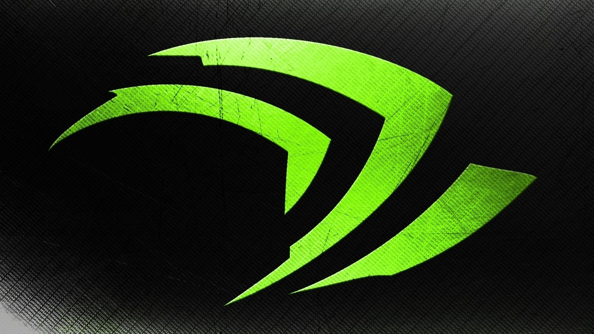 Nvidia computer wallpaper