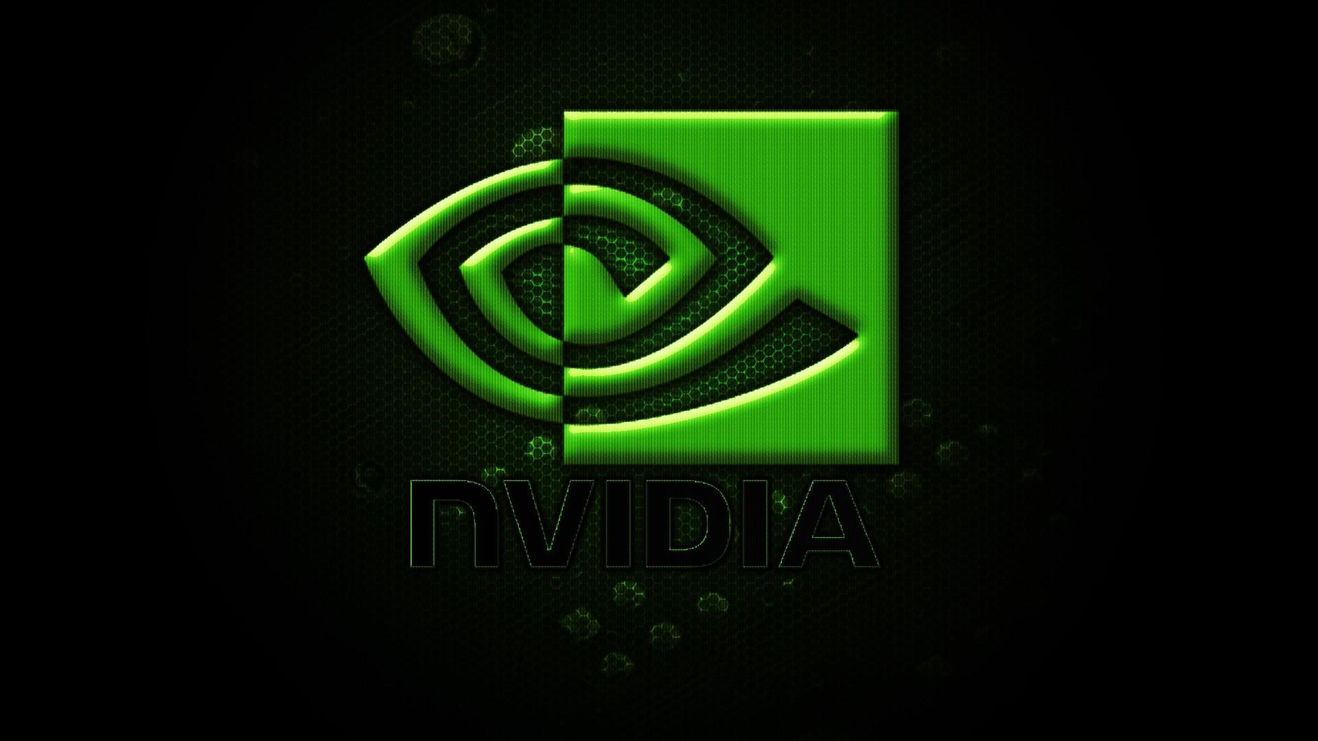Nvidia Desktop Wallpaper
