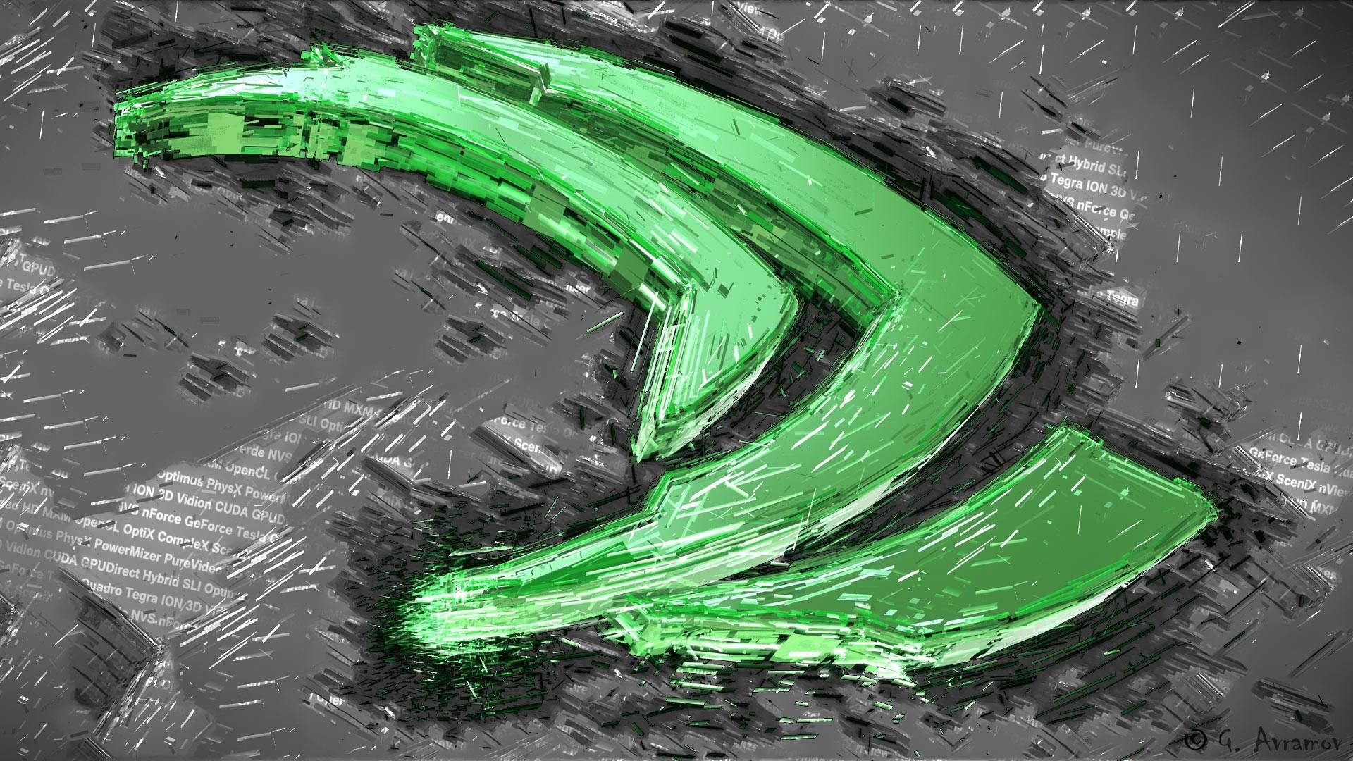Nvidia Background