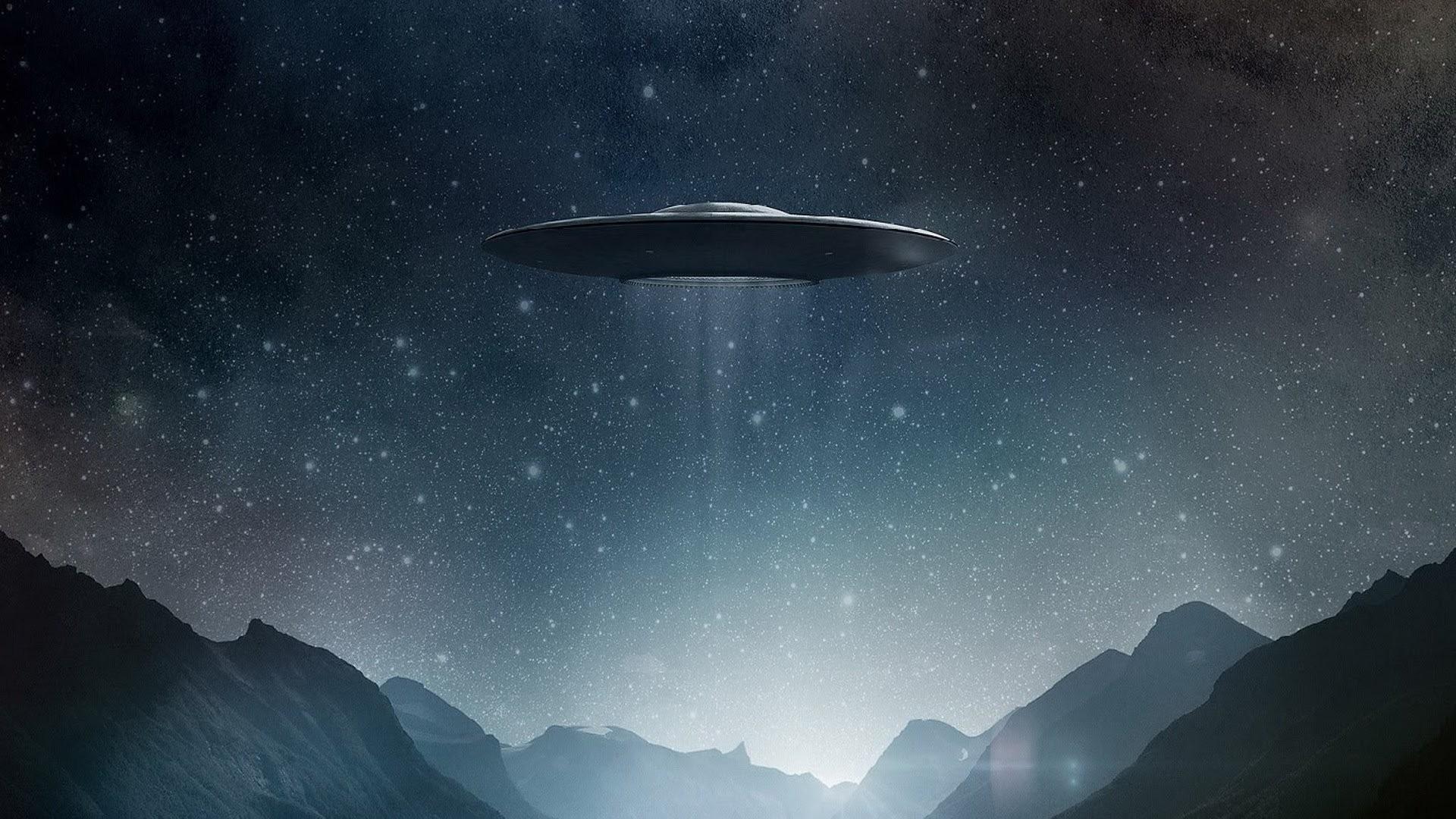 Ufo Desktop Wallpaper