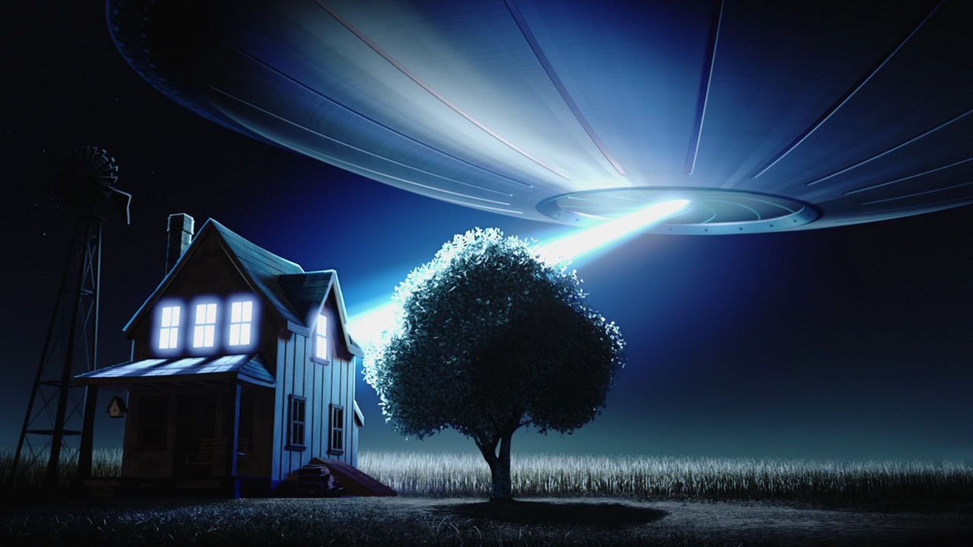 Ufo Wallpaper and Background