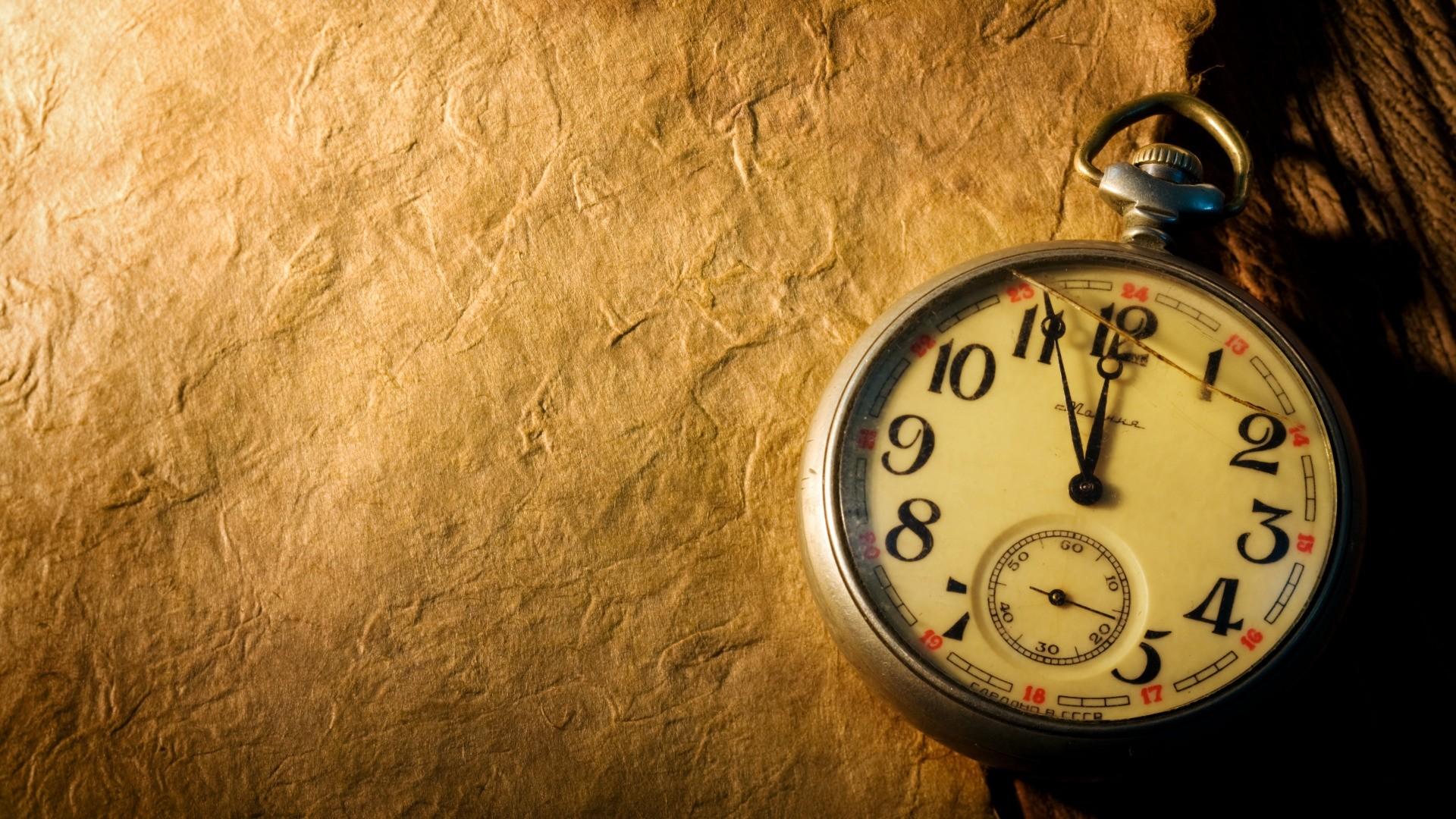Time HD Wallpaper