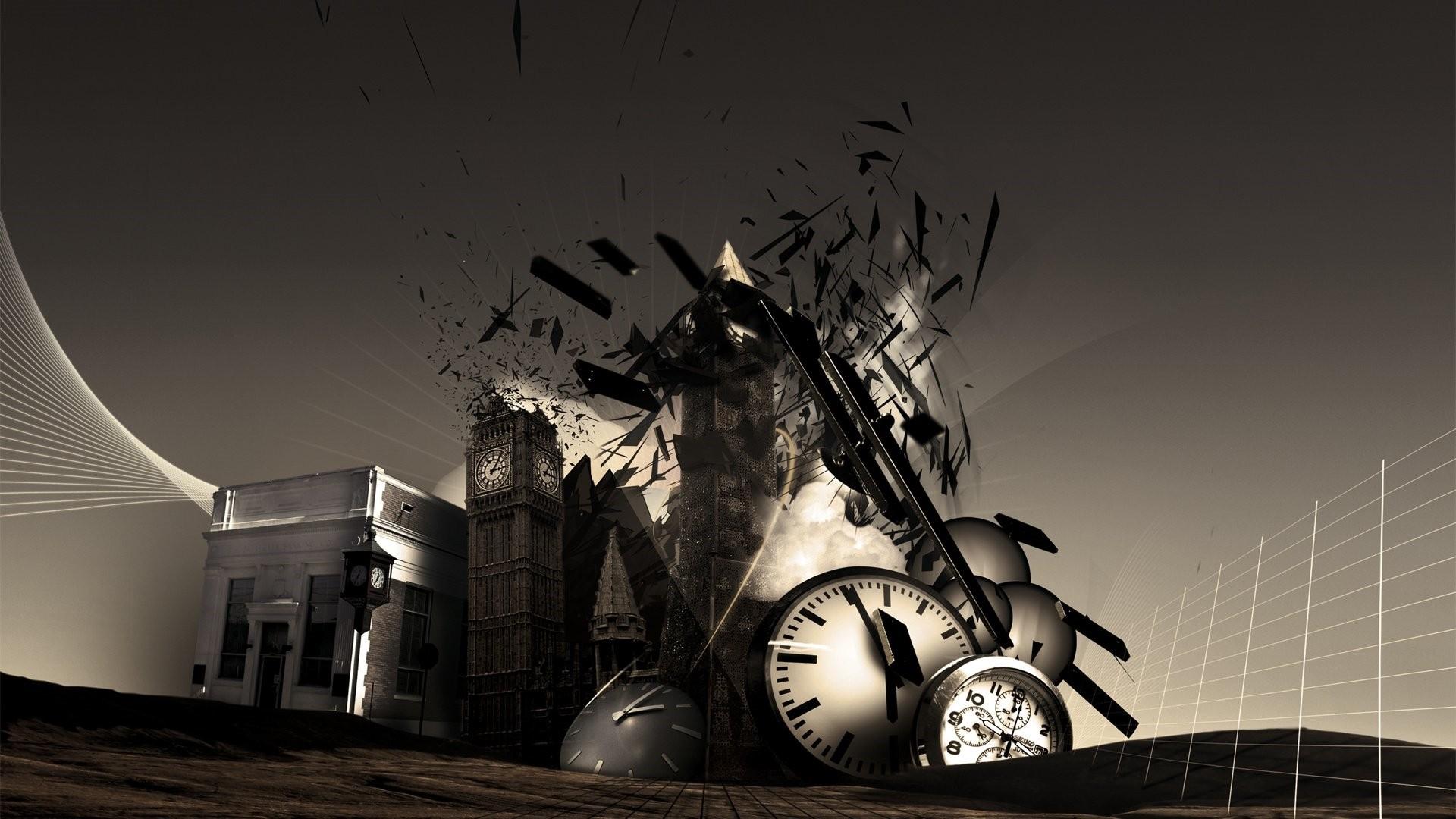 Time Desktop Wallpaper
