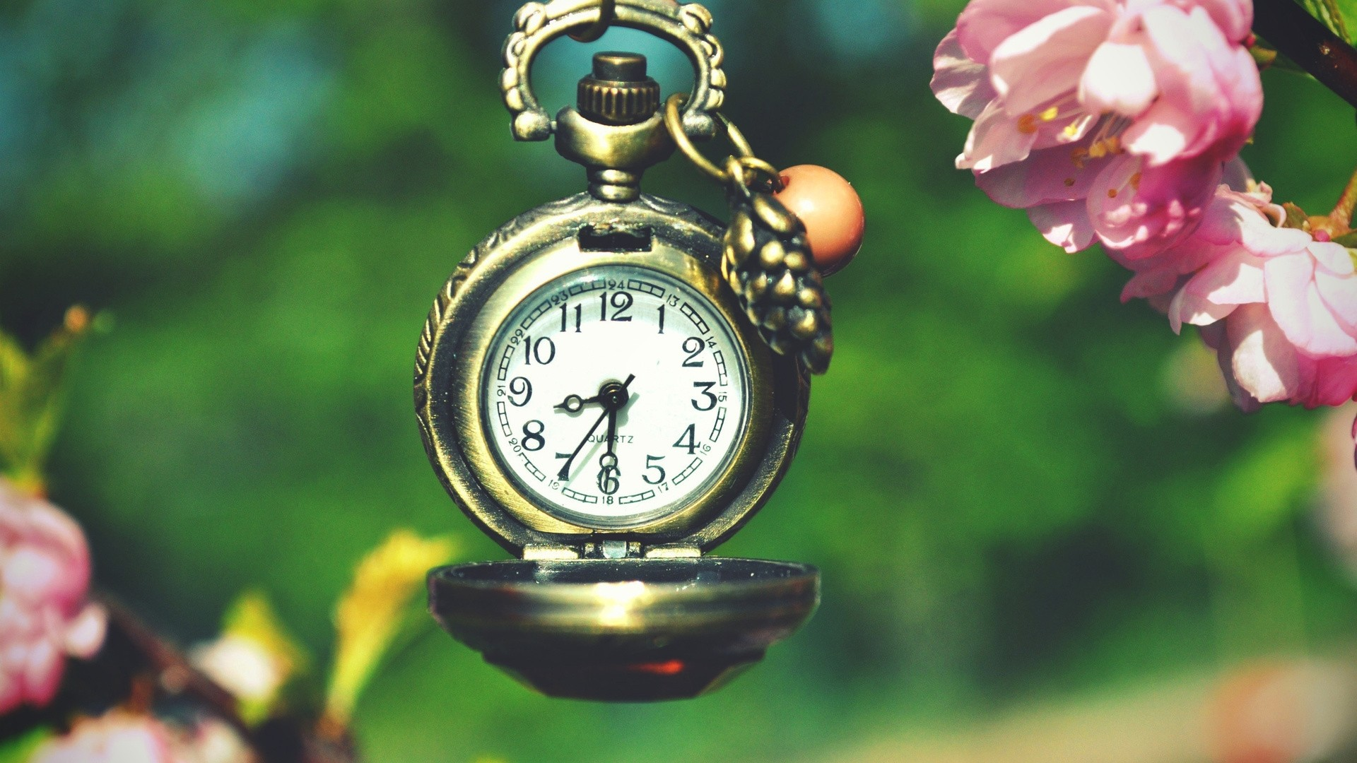 Time wallpaper