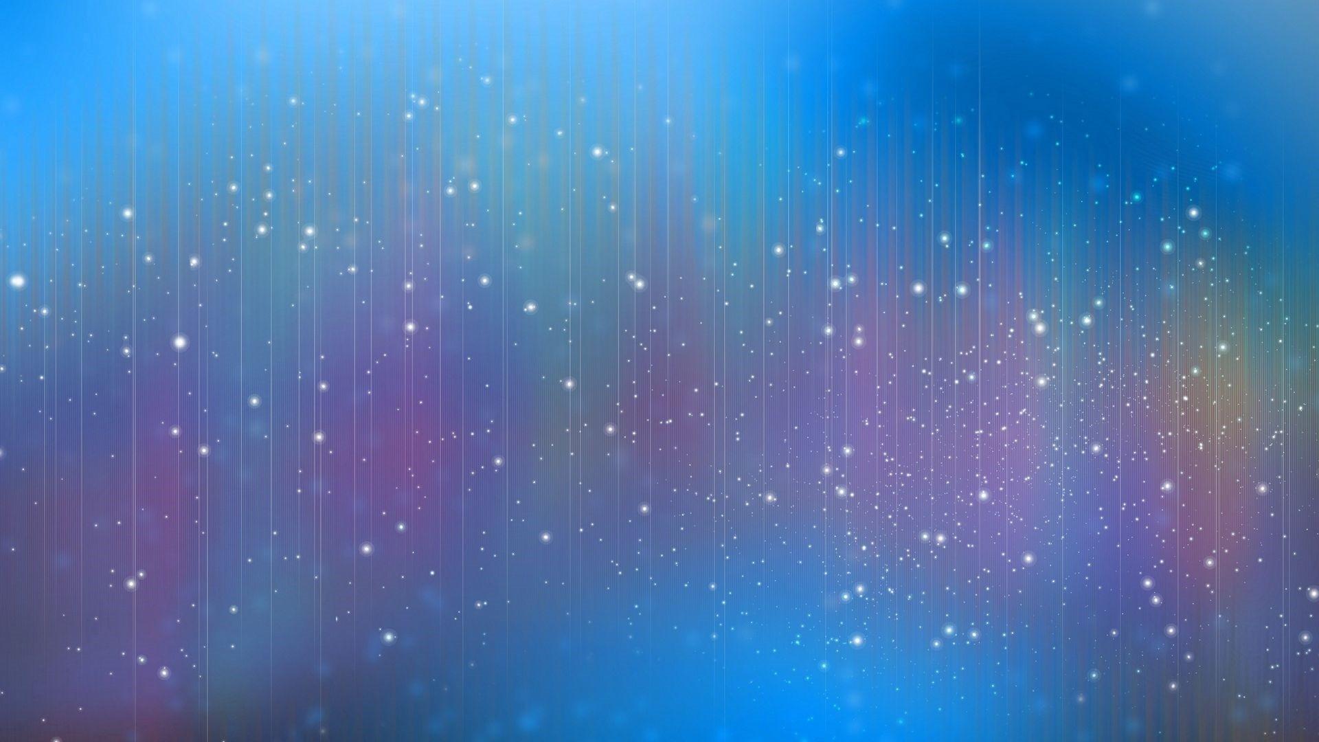 Spark Blue Wallpaper
