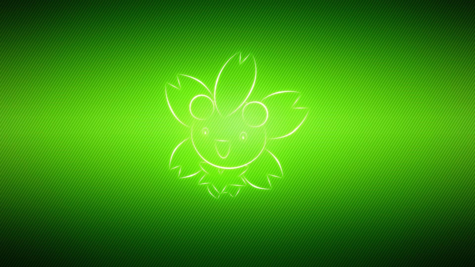Spark Green Download Wallpaper