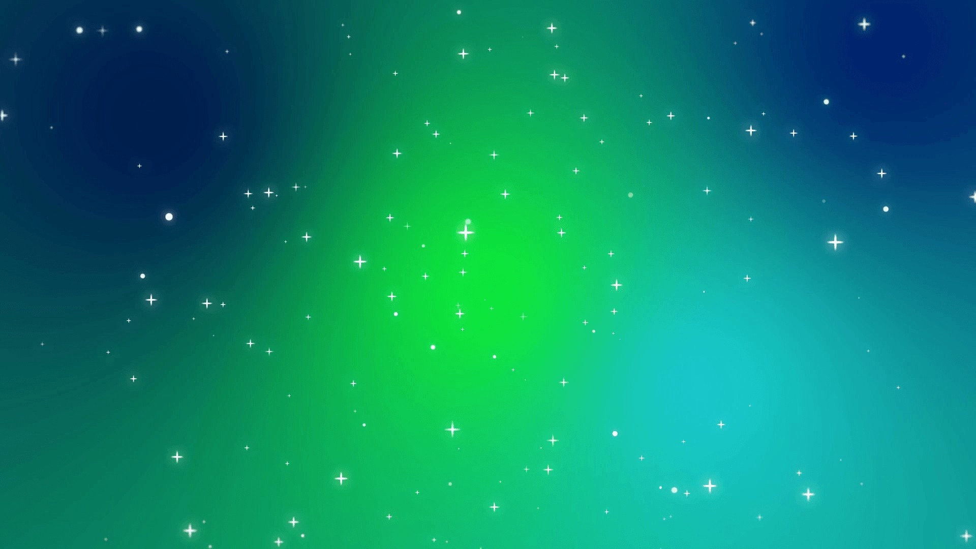 Spark Green Desktop Wallpaper