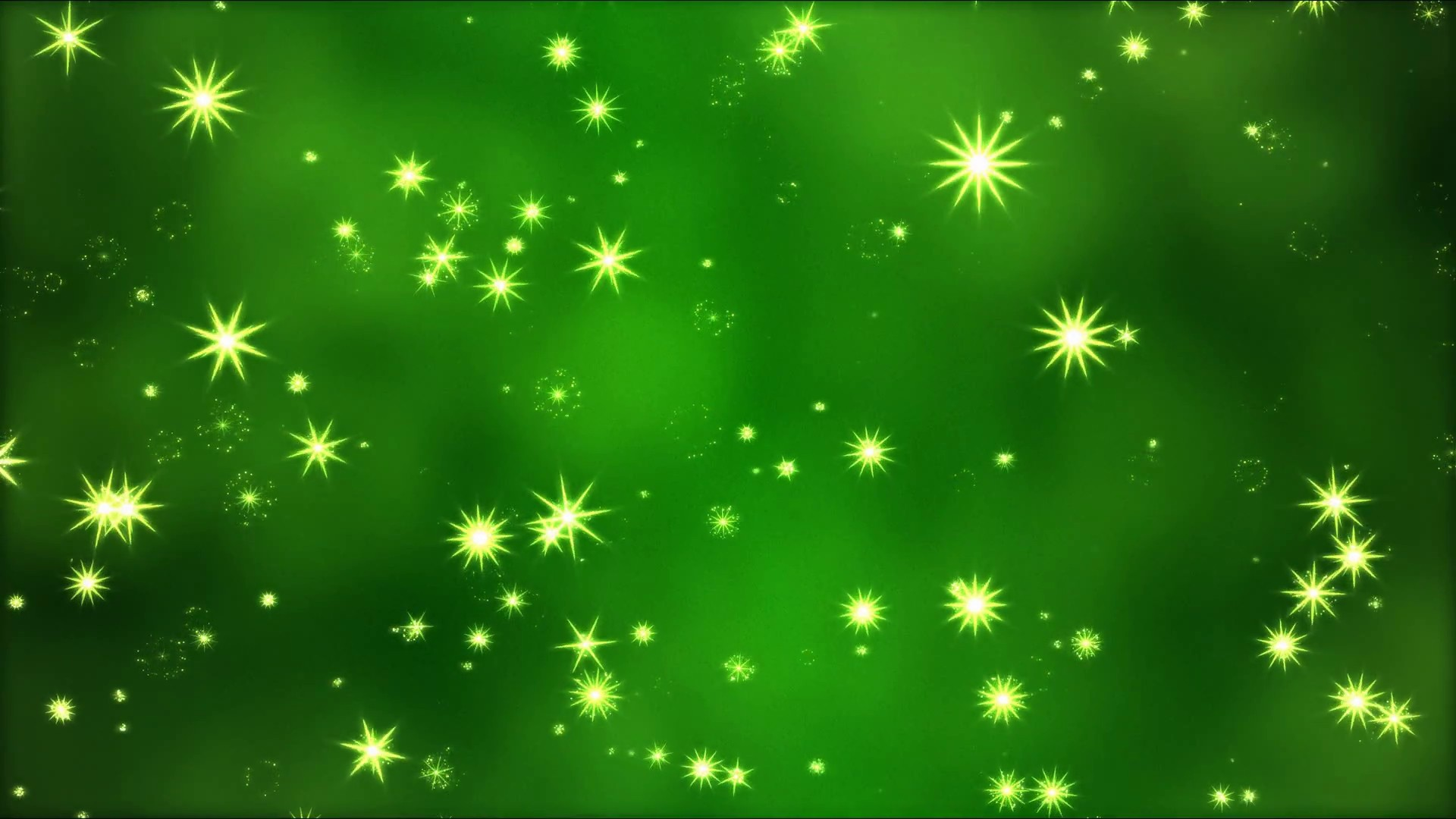 Spark Green Wallpaper