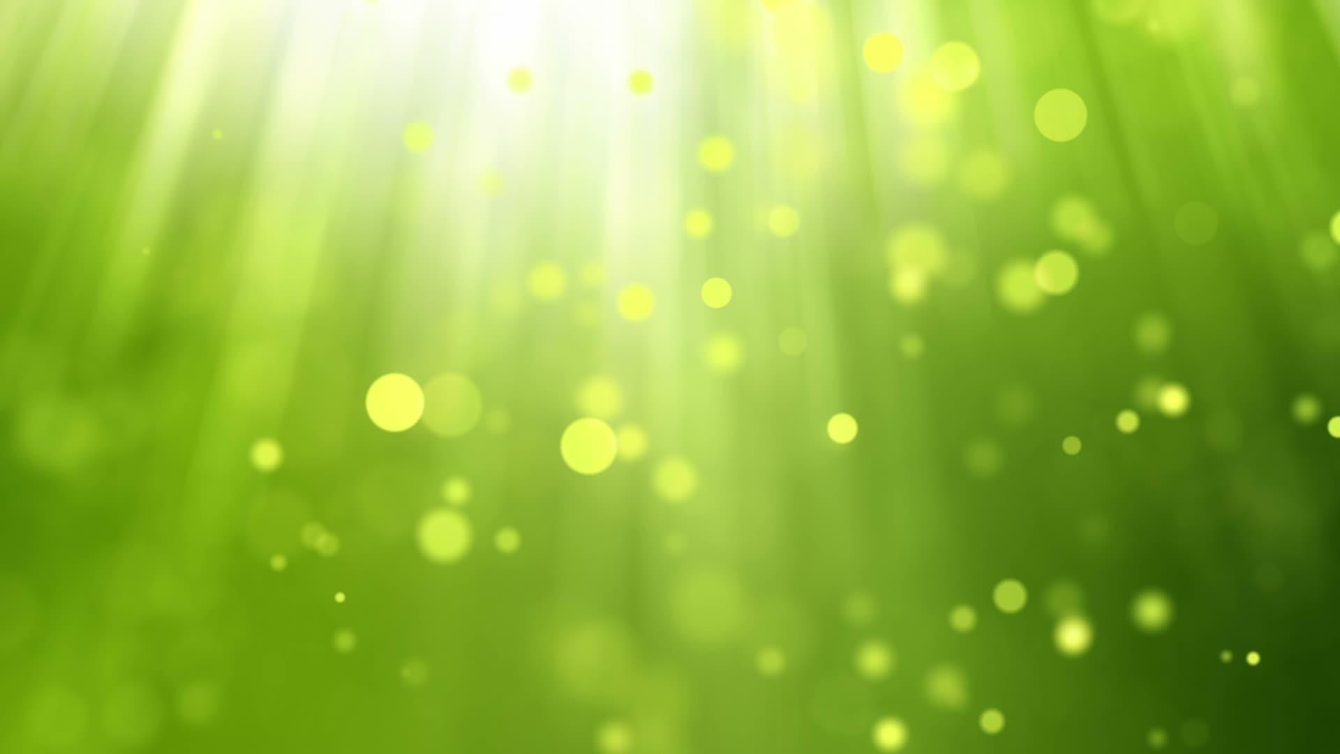 Spark Green Wallpaper theme
