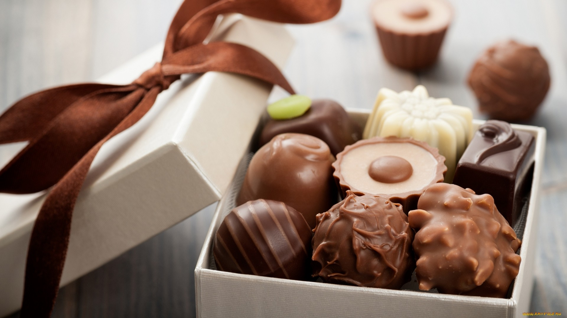 Chocolate Desktop Wallpaper