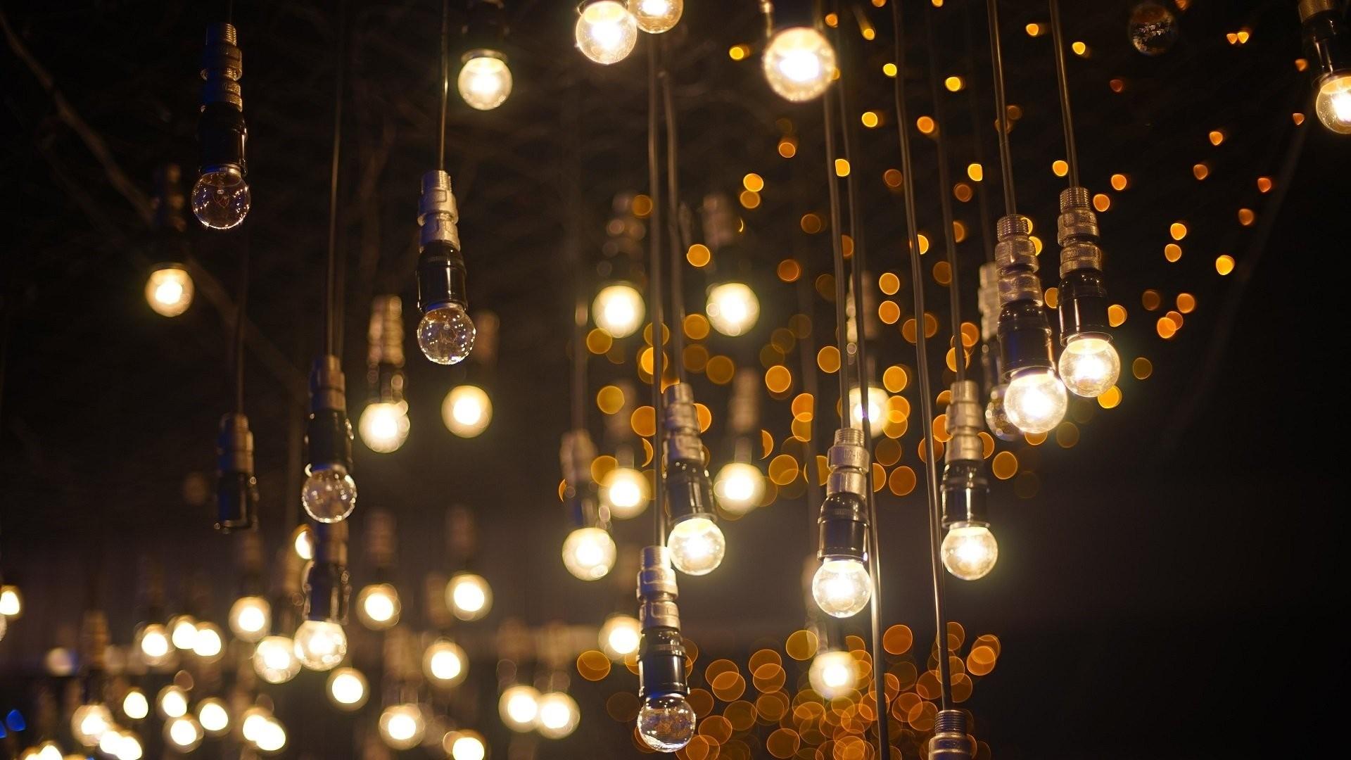 Fairy Lights HD Wallpaper