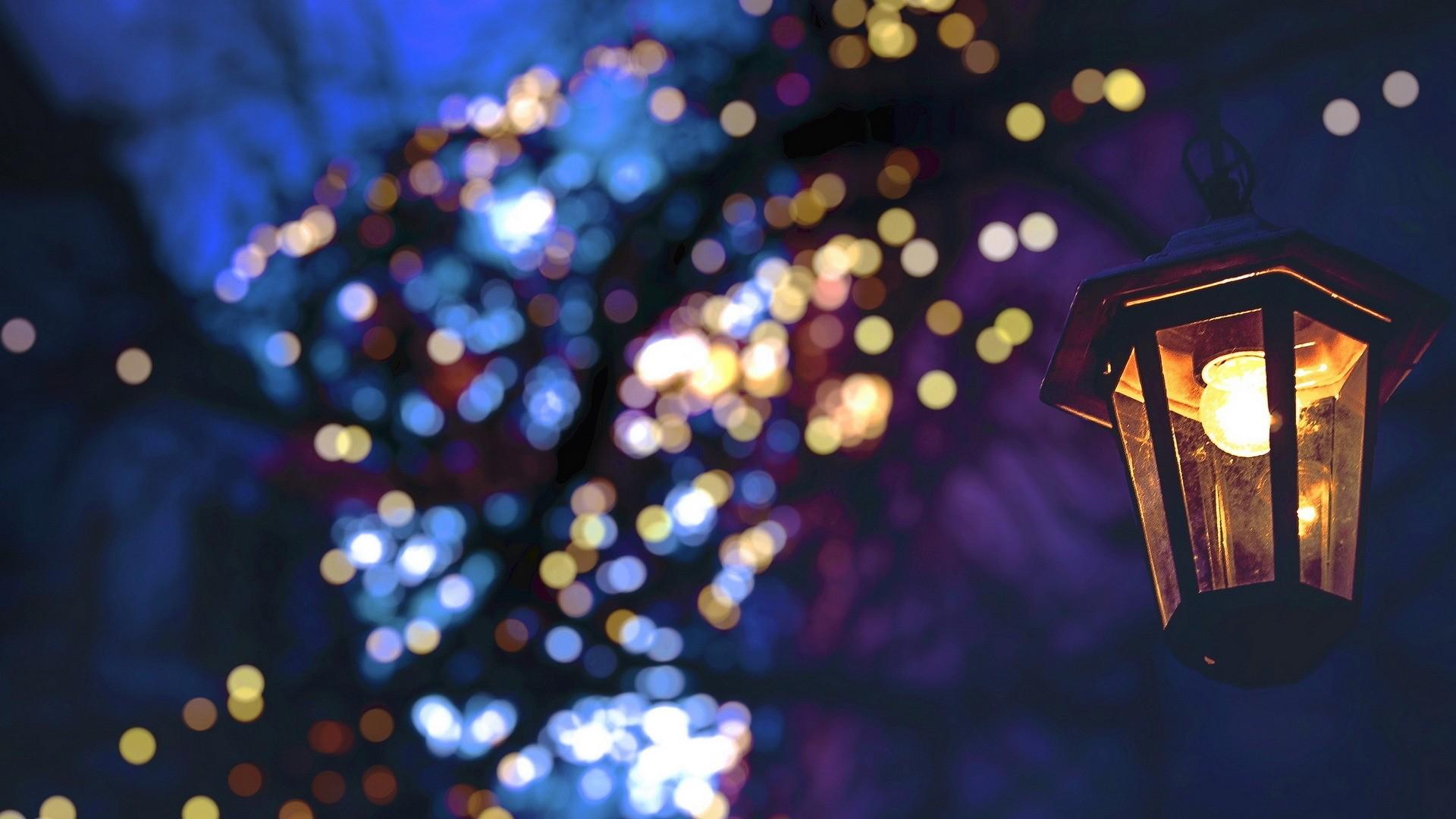 Fairy Lights Wallpaper