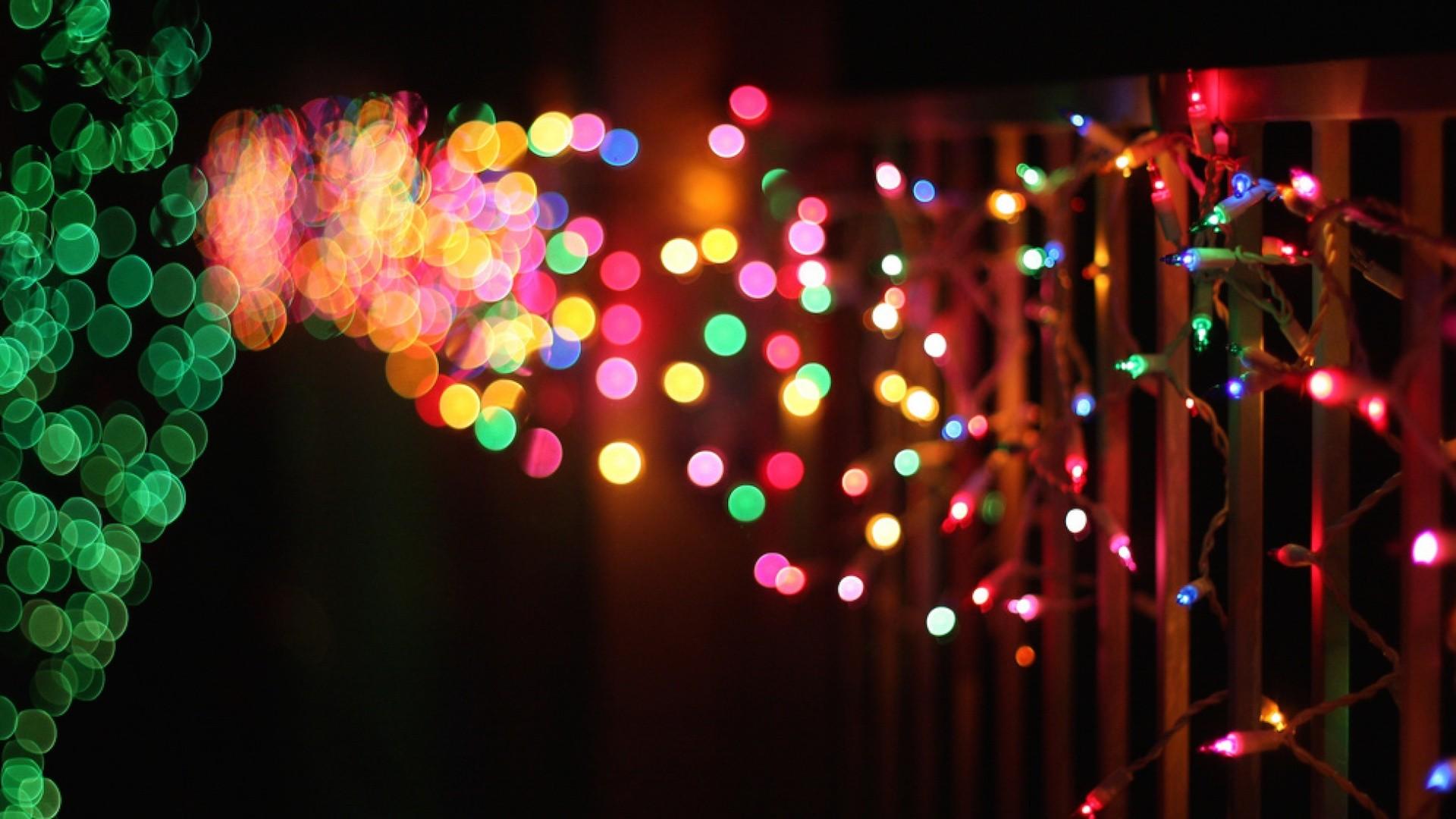 Fairy Lights Background